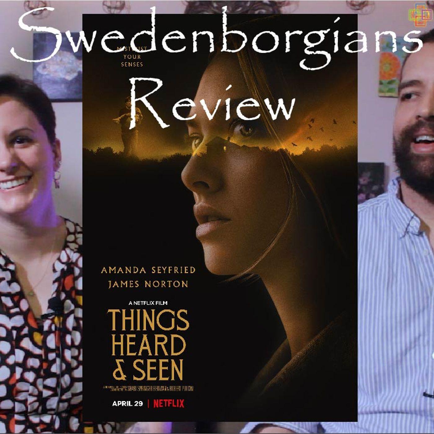 """Swedenborgians Review Netflix's """"Things Heard & Seen"""""""