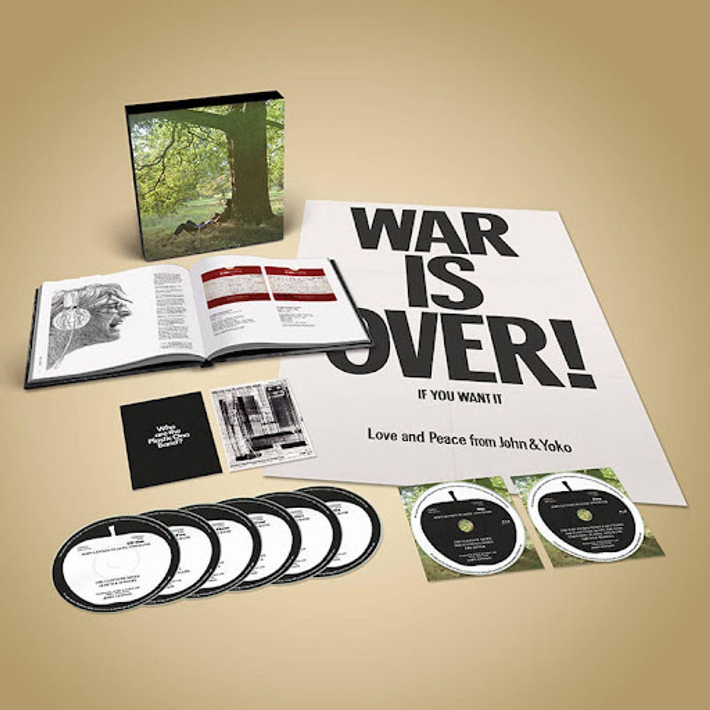 ESPECIAL JOHN LENNON PLASTIC ONO BAND Pt02 #avengers #wahtif #shadowsfx #venom2 #venom #shangchi #doompatrol #scream #thebatman