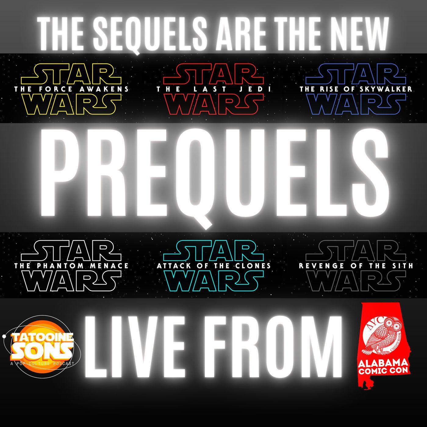 Are the Star Wars Sequels the New Prequels?