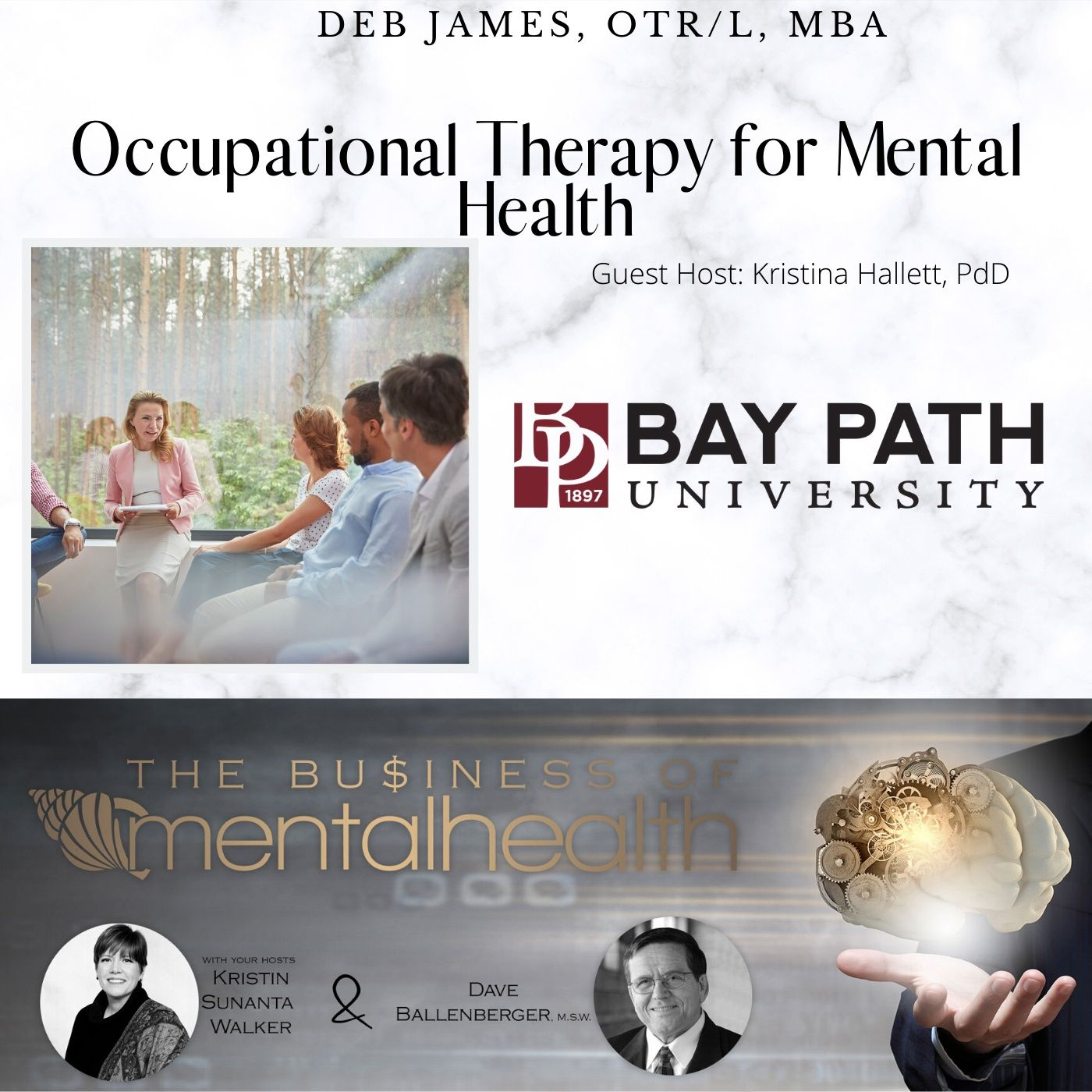 Mental Health News Radio - Occupational Therapy for Mental Health