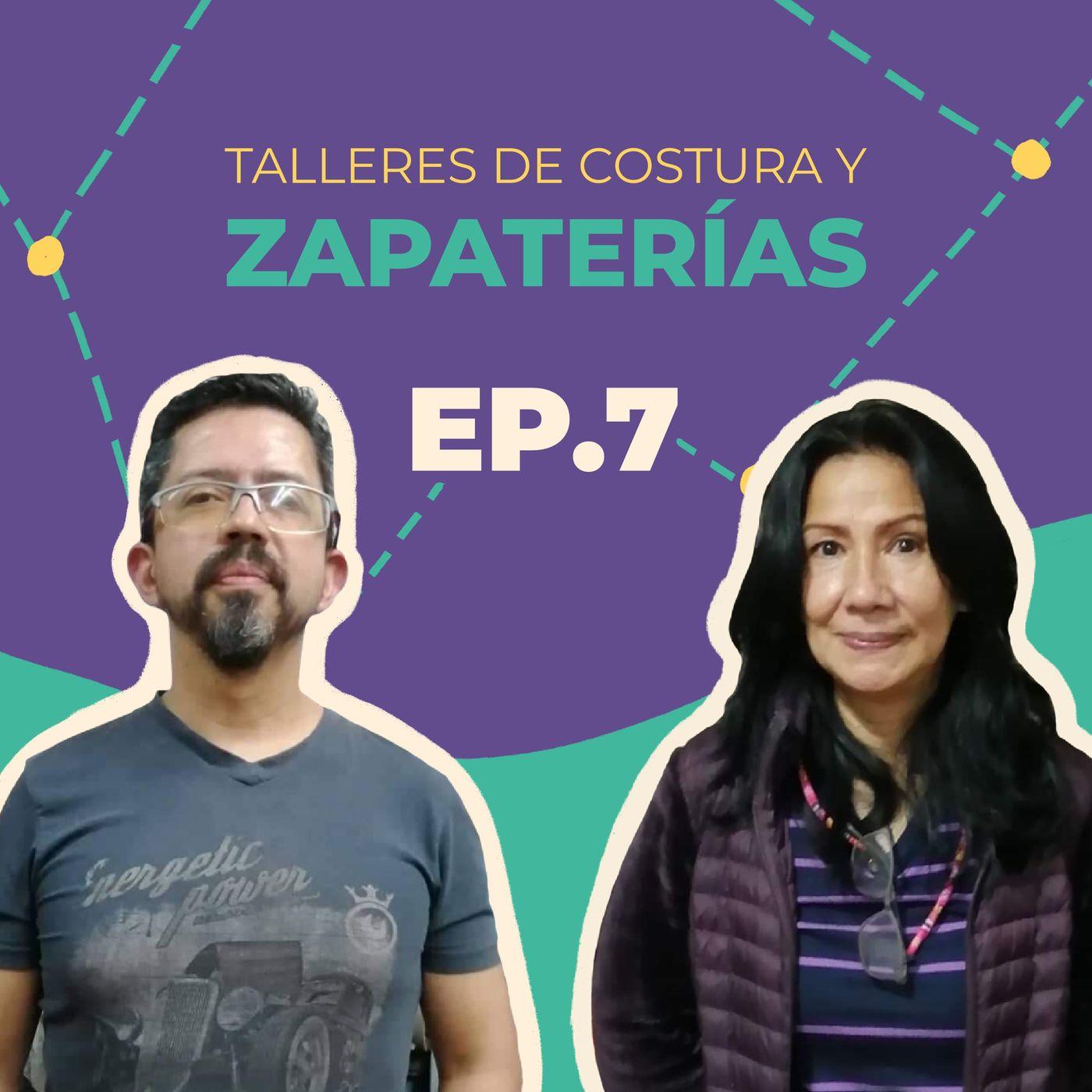 Zapaterías y talleres de costura en Bogotá | Bacatáfono: Historia entre-tiendas | EP7.T2