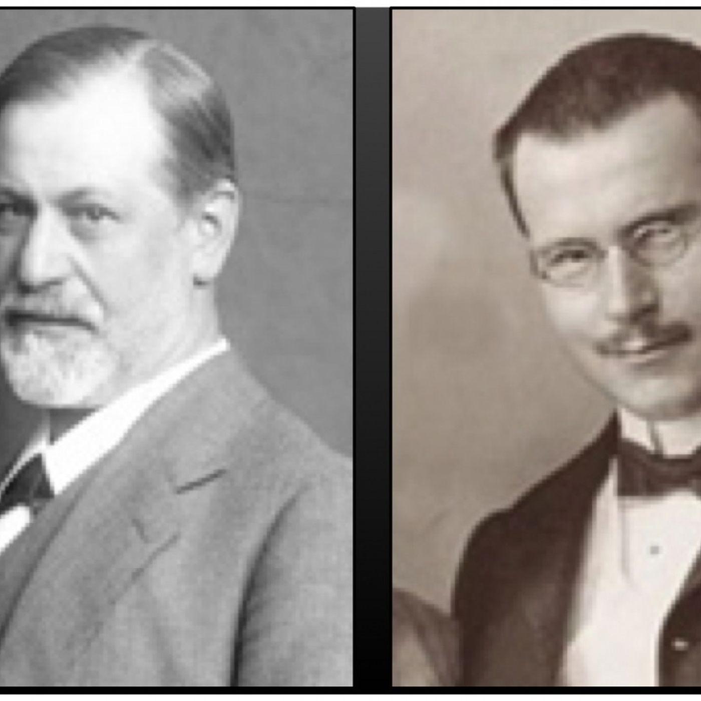La amistad entre Freud y Jung