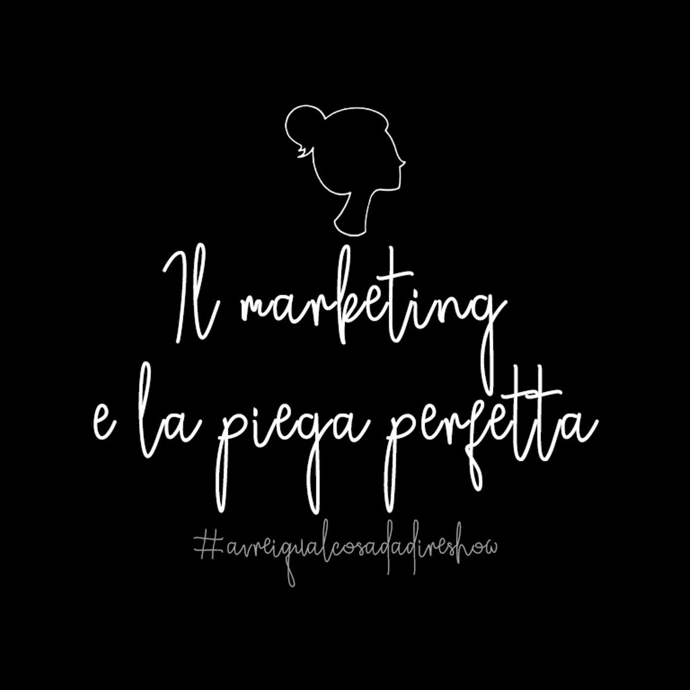 Il marketing e la piega perfetta - Avrei qualcosa da dire Show