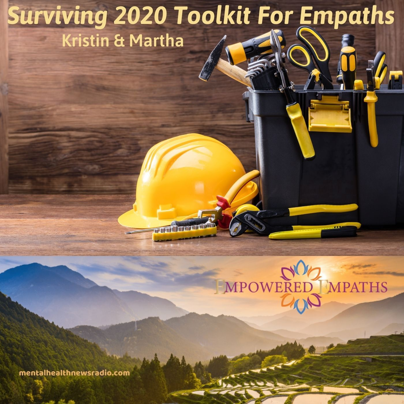 Surviving 2020 Toolkit for Empaths
