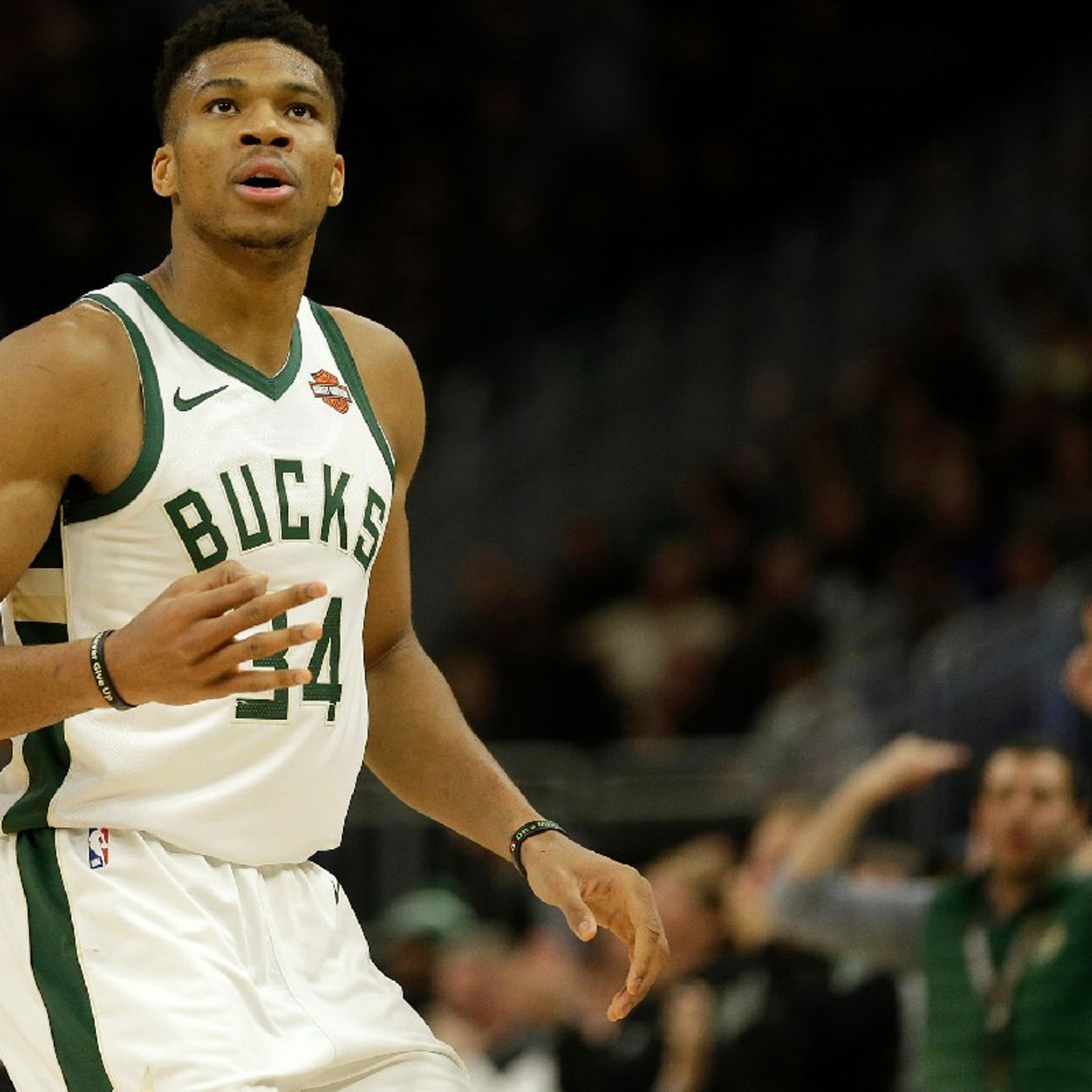 A 50 Spot For Giannis