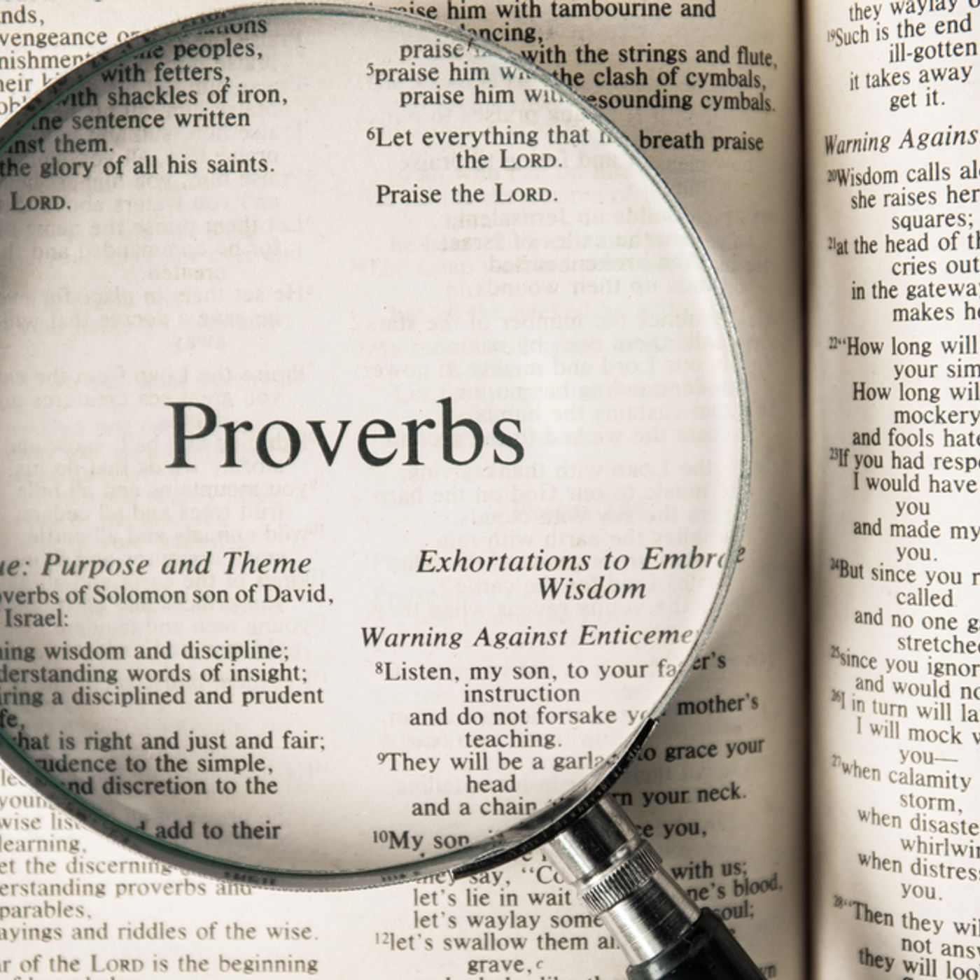 Summer of Proverbs Pt 2