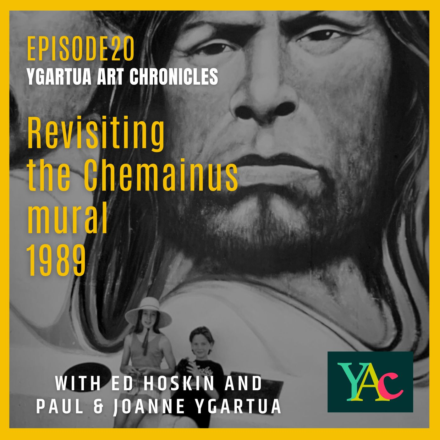 Episode 20: Revisiting Chemainus, 1989