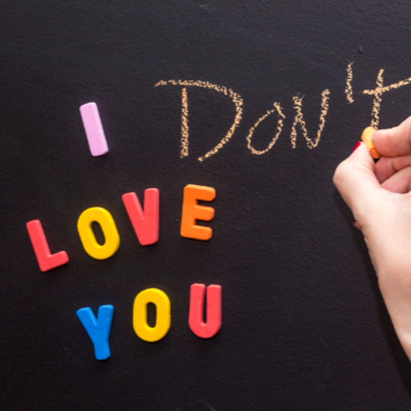 Conversations About Divorce - How To Fall Out Of Love After Divorce