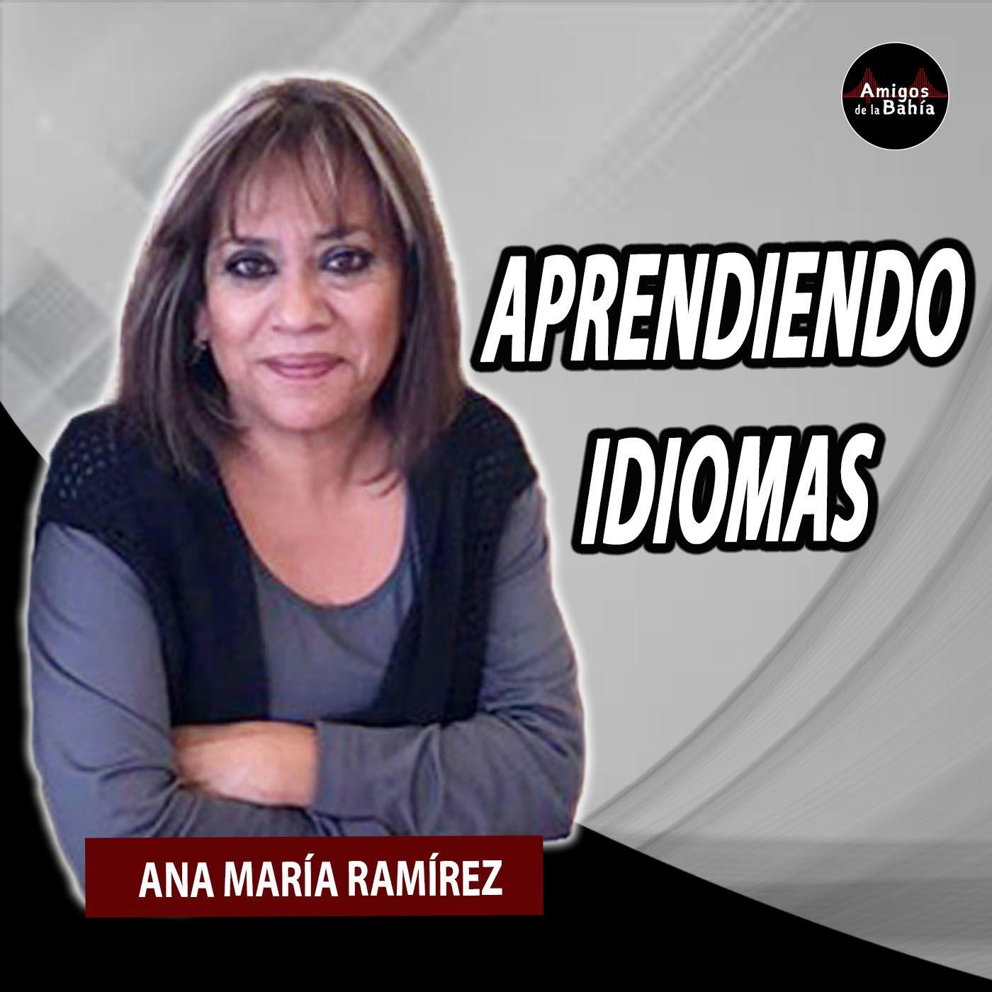 29. APRENDIENDO IDIOMAS   Ana María Ramírez