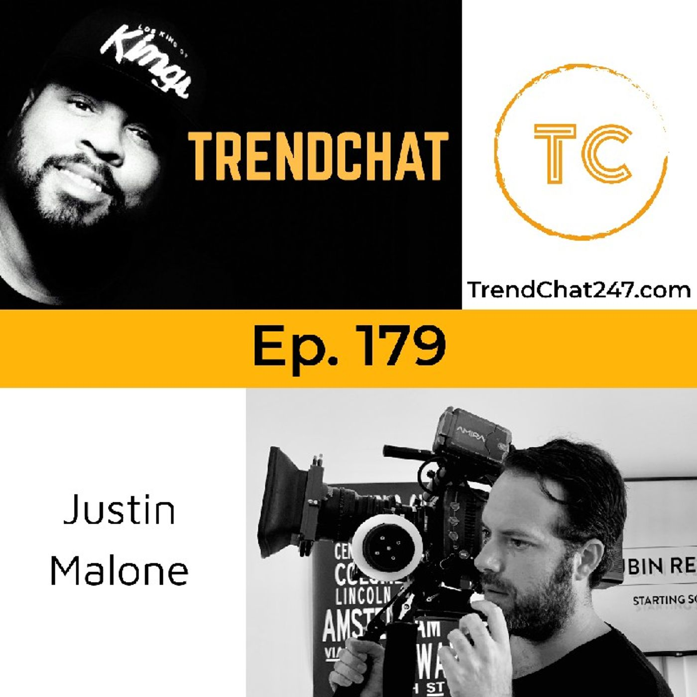 Ep. 179 - Discussing Uncle Tom with Director Justin Malone