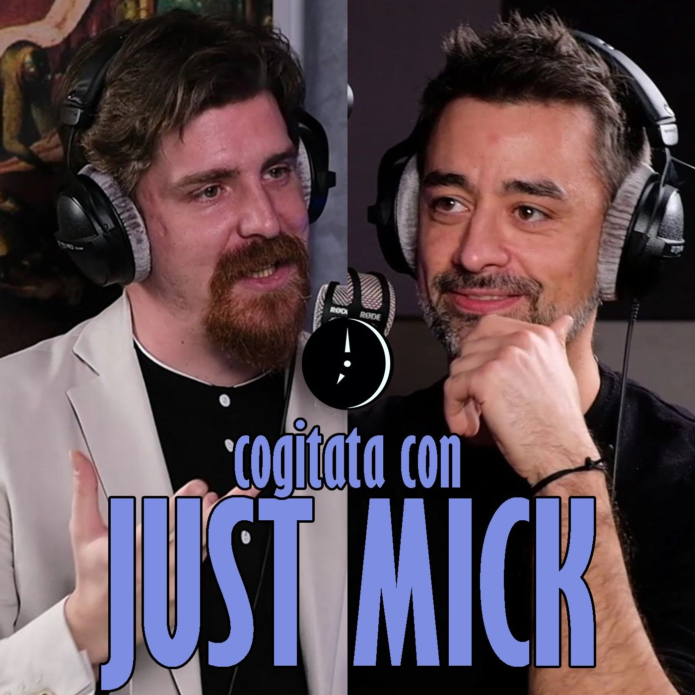 Cogitata con JUST MICK, divulgatore