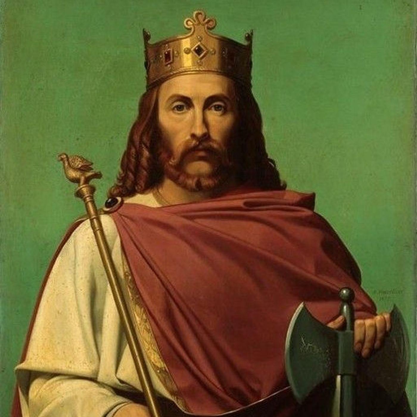L'impero dei Franchi (511-561), ep. 83