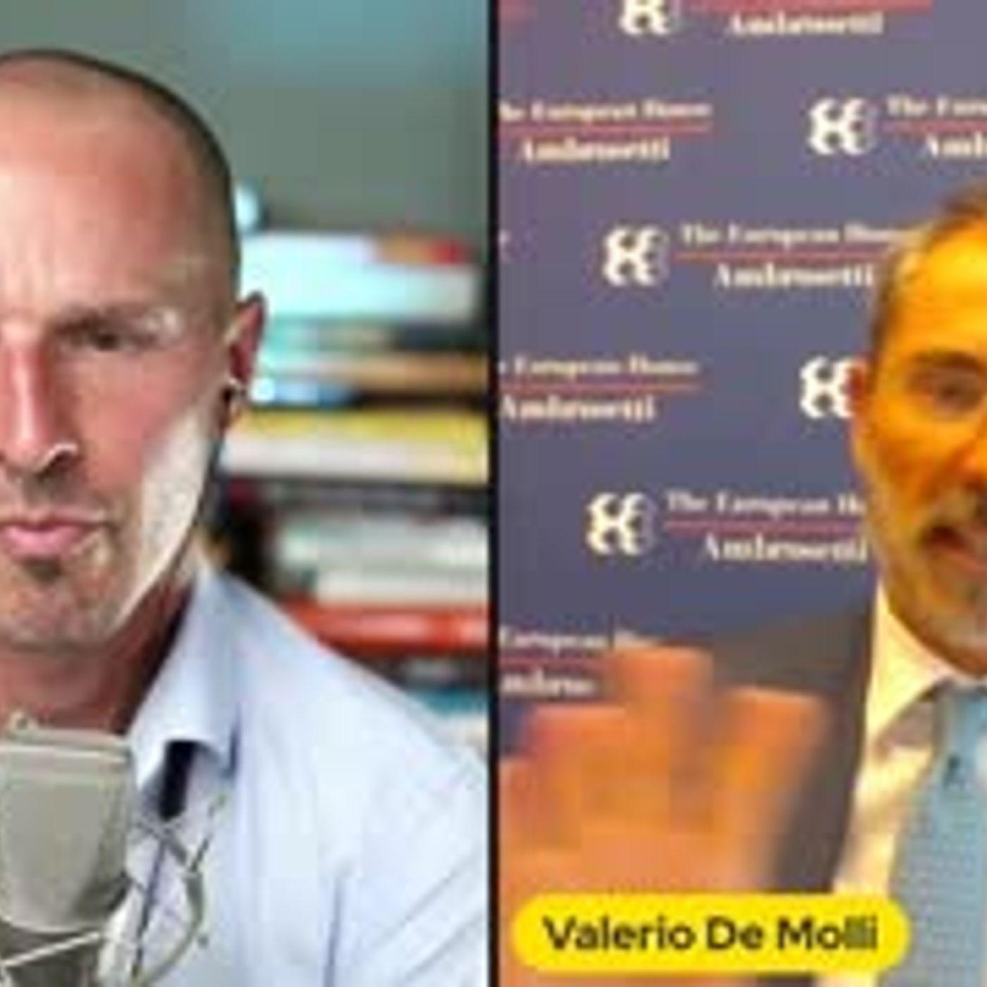 Cambiamento climatico, elettrificazione e dintorni con Valerio De Molli, Ambrosetti