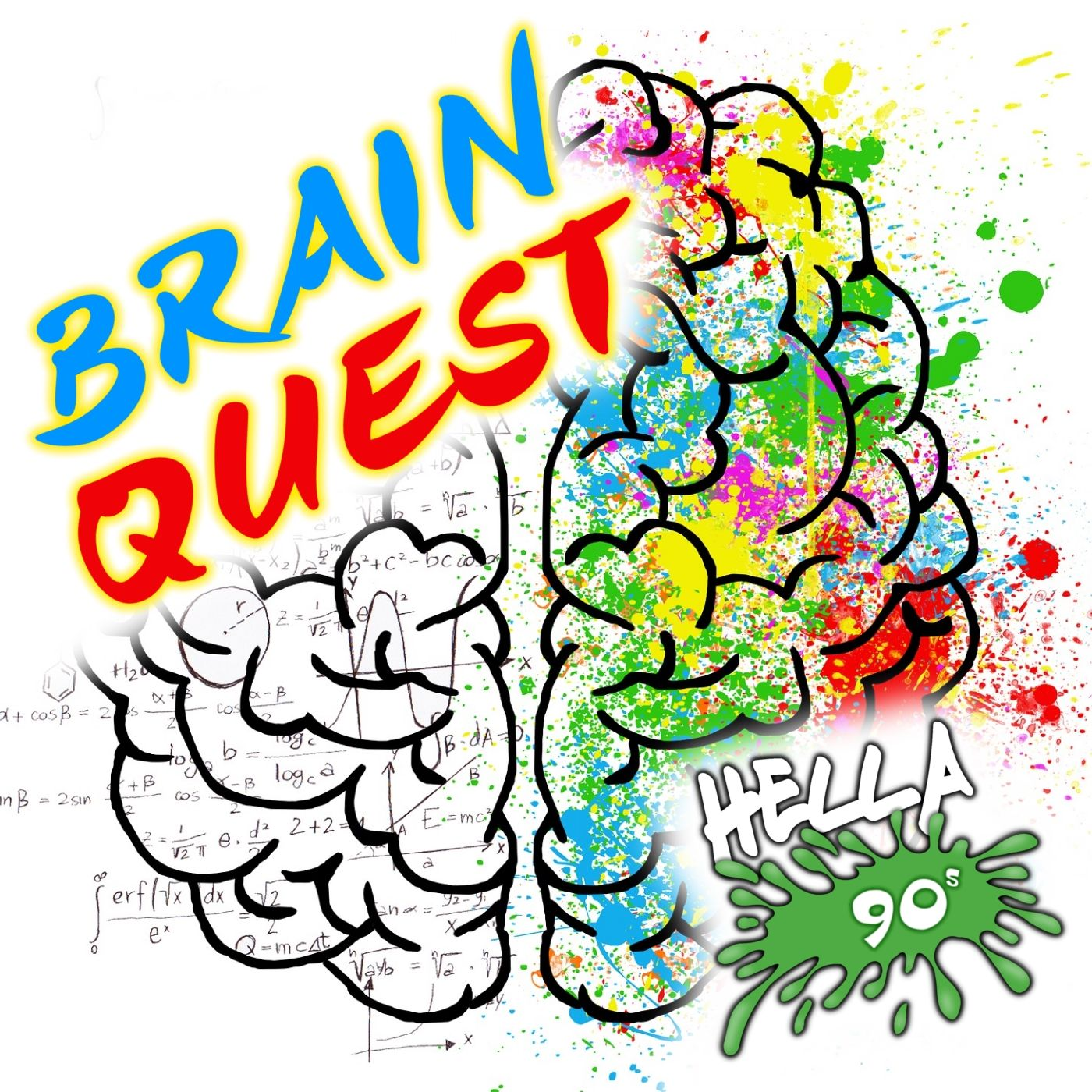 Brain Quest: Making Learning Fun in the 90s