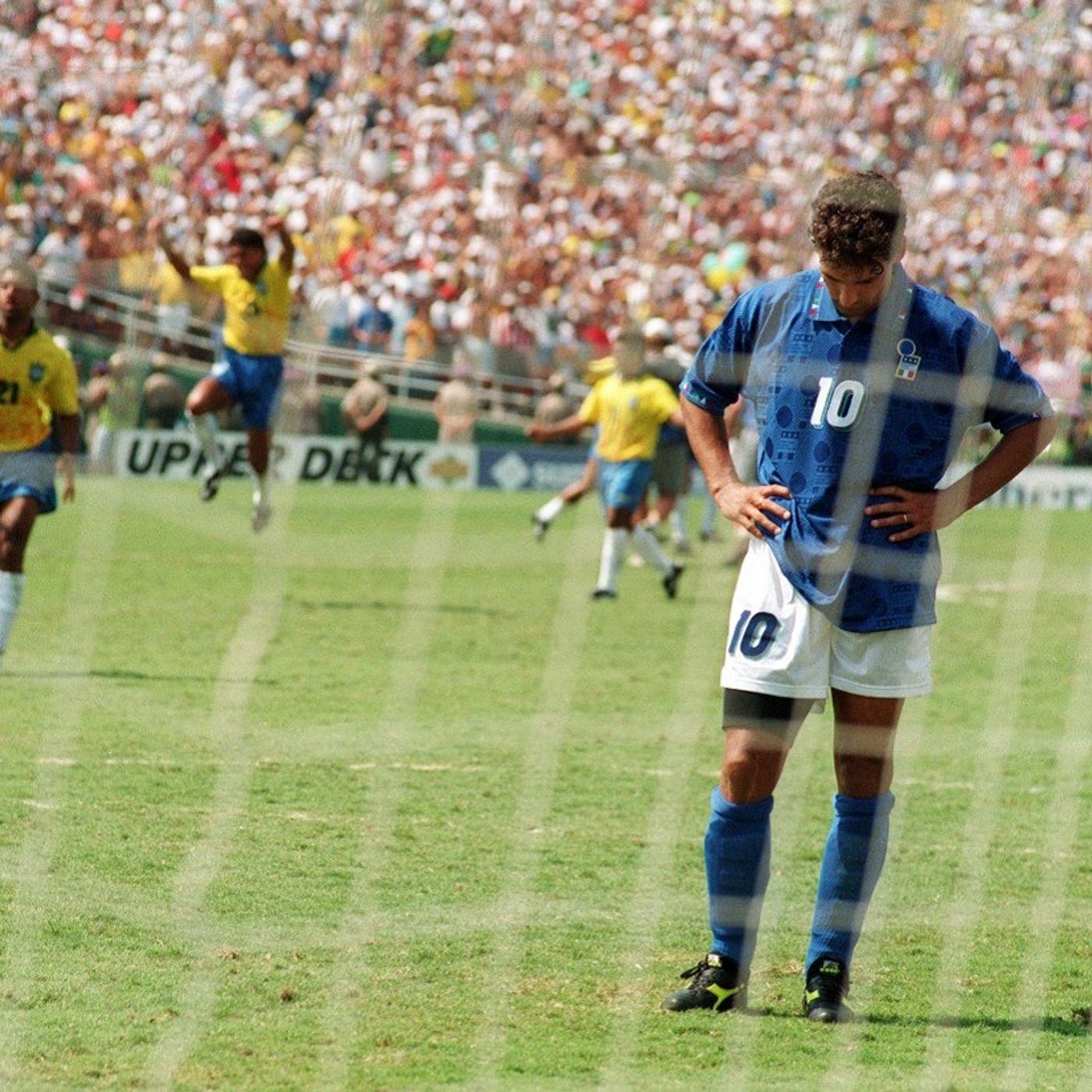 O pênalti de Baggio - 1994