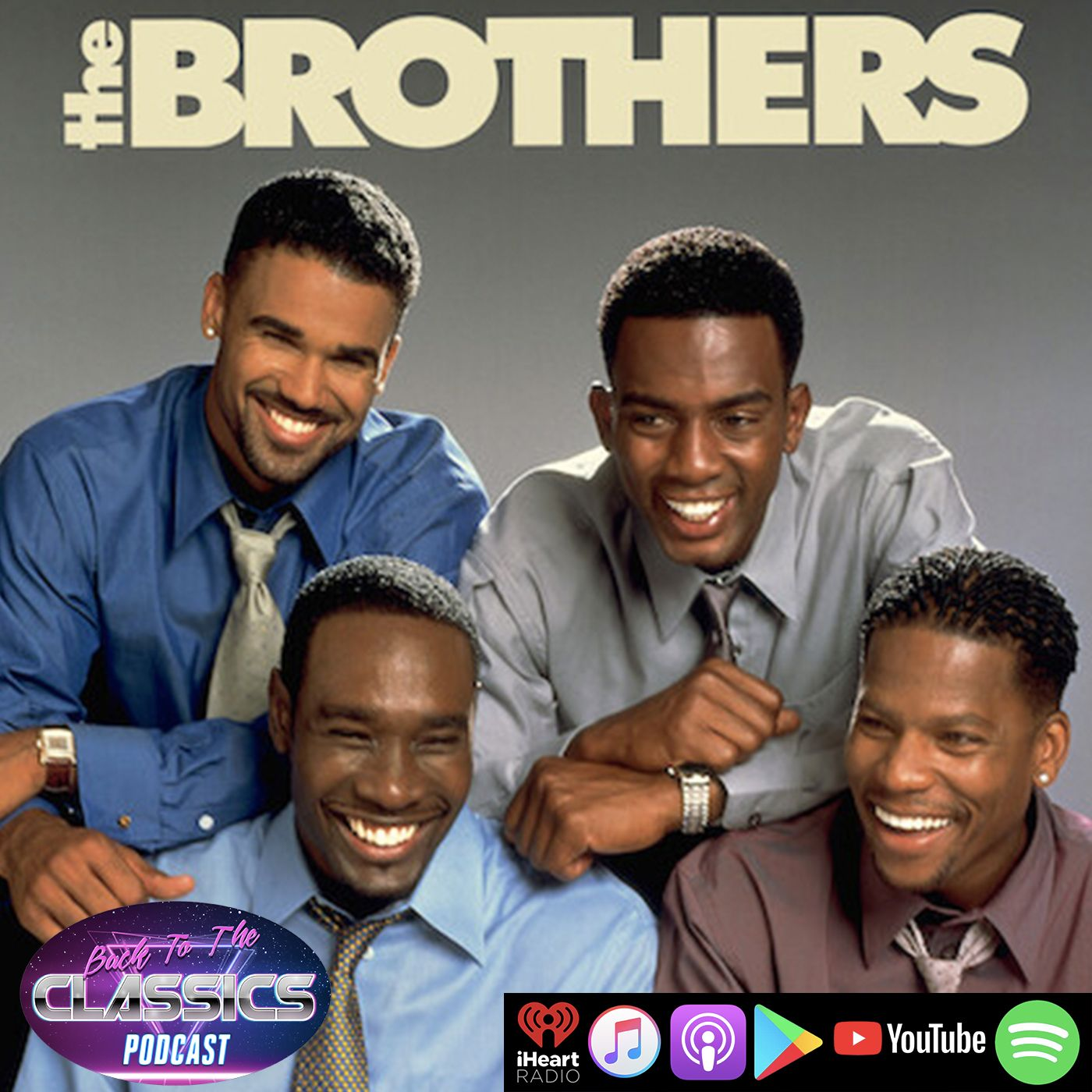 Back to 'The Brothers' w/ Rach Da Gem, Genesis Binion-Osirio and Marcus Folmar