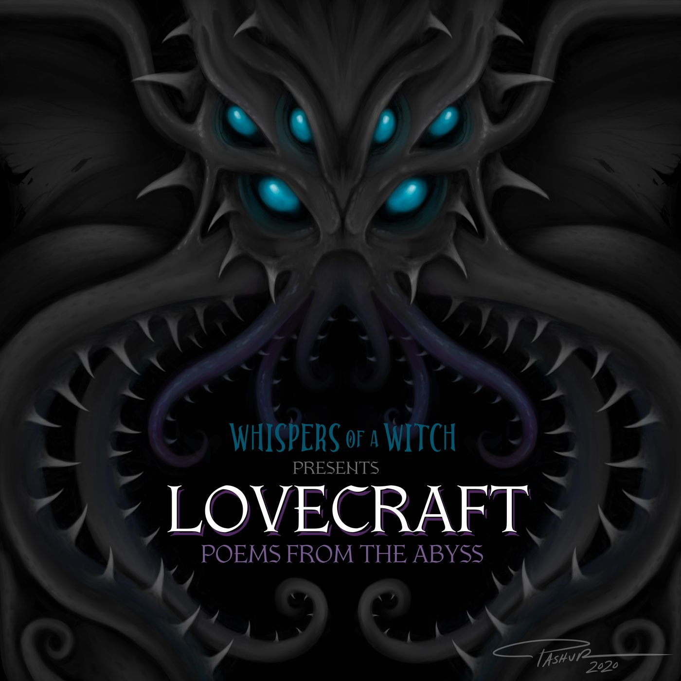 Lovecraft Poems From The Abyss: Whispers of a Witch