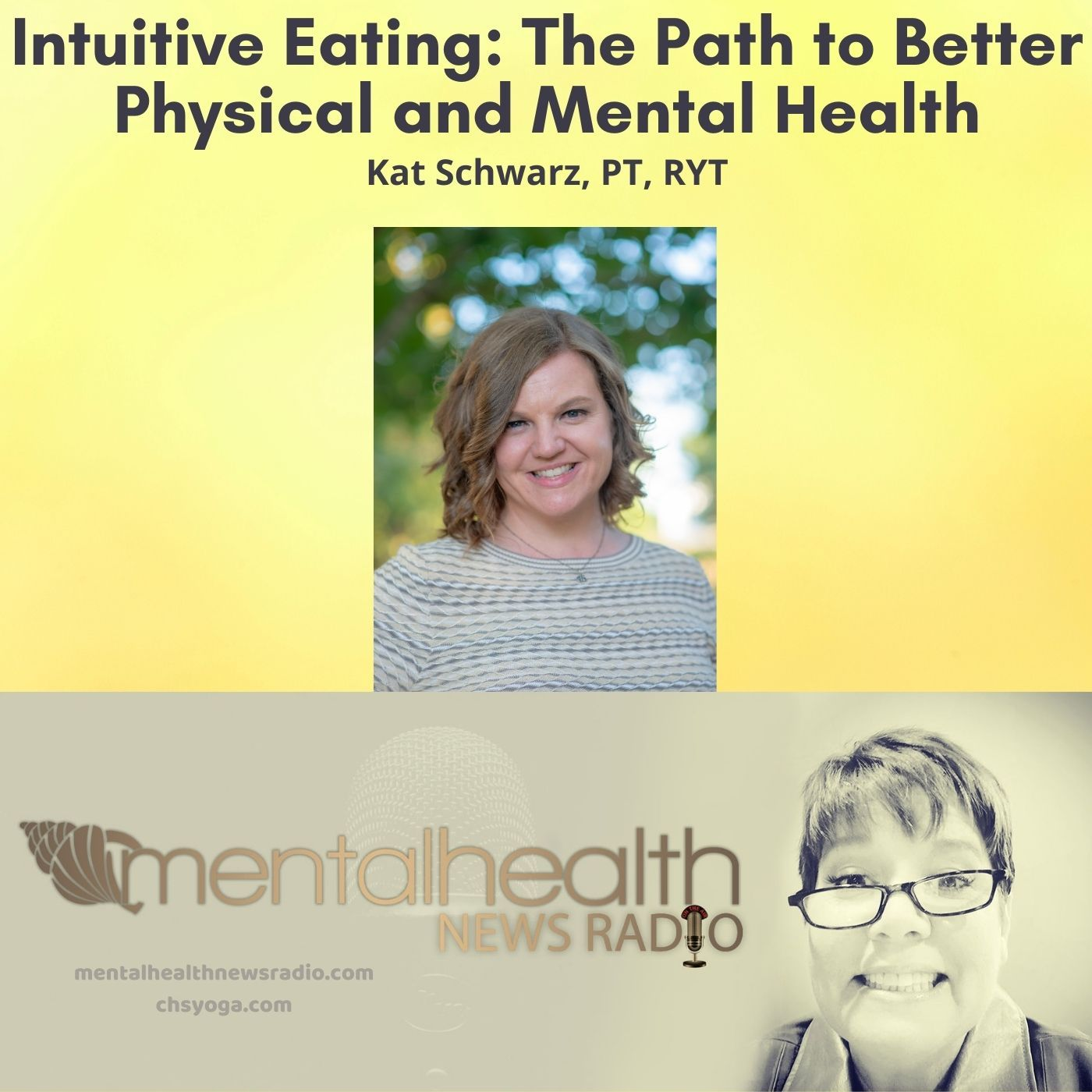 Mental Health News Radio - Intuitive Eating: The Path to Better Physical and Mental Health
