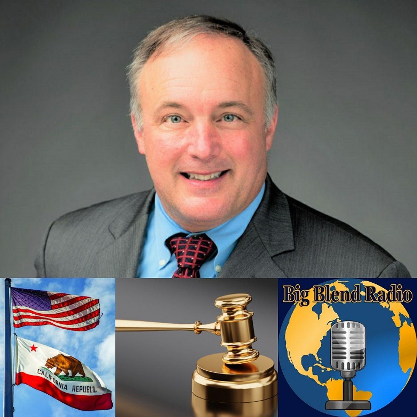 New Regulations for California Small Business - Attorney Ward Heinrichs on Big Blend Radio