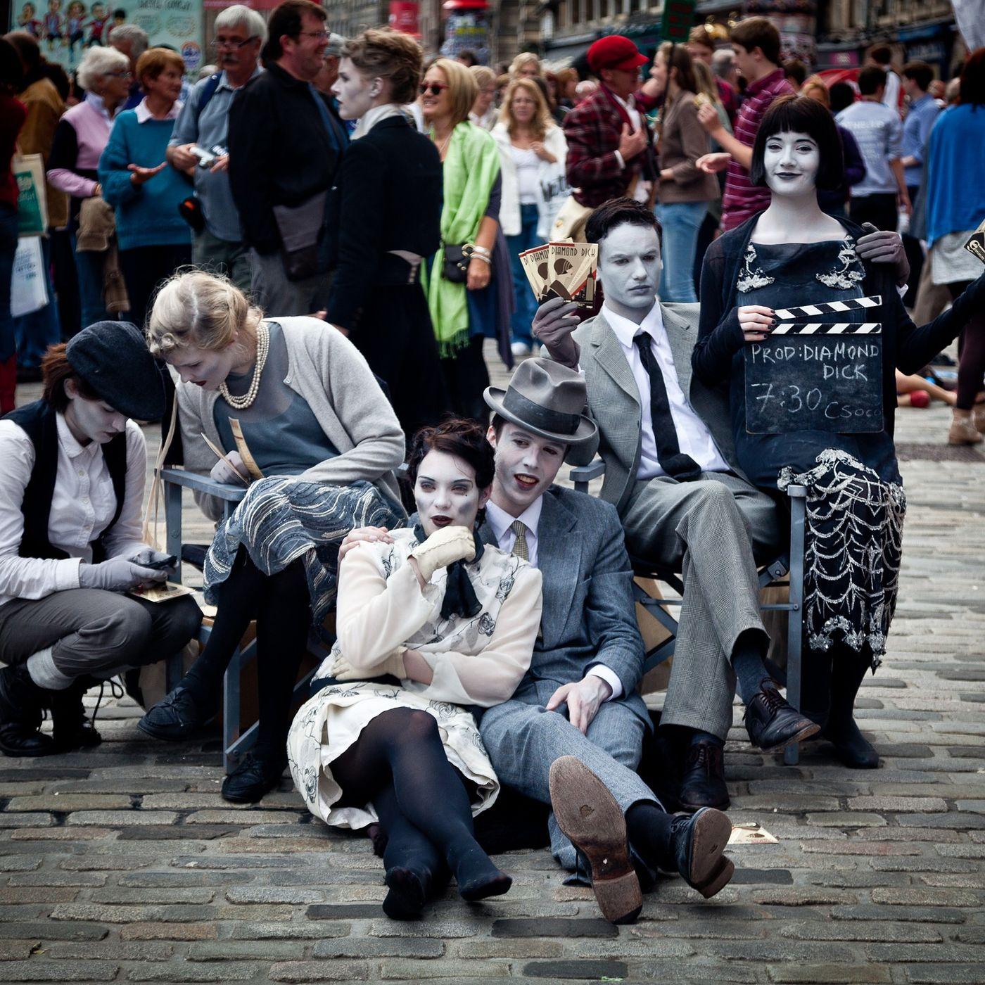 Immersive Theater Life - Interview with Writer/Director Derek Spencer