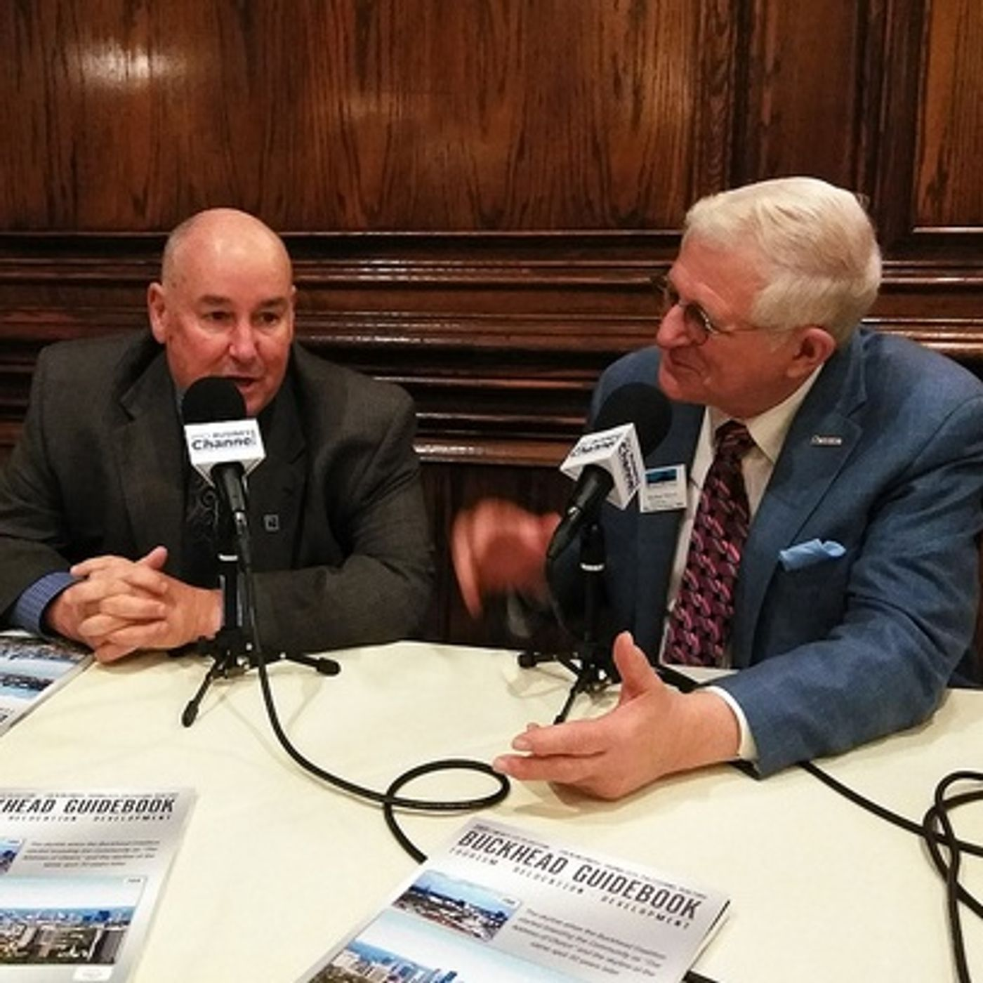 Greg Davis Interview at BBA Breakfast on the Buckhead Business Show