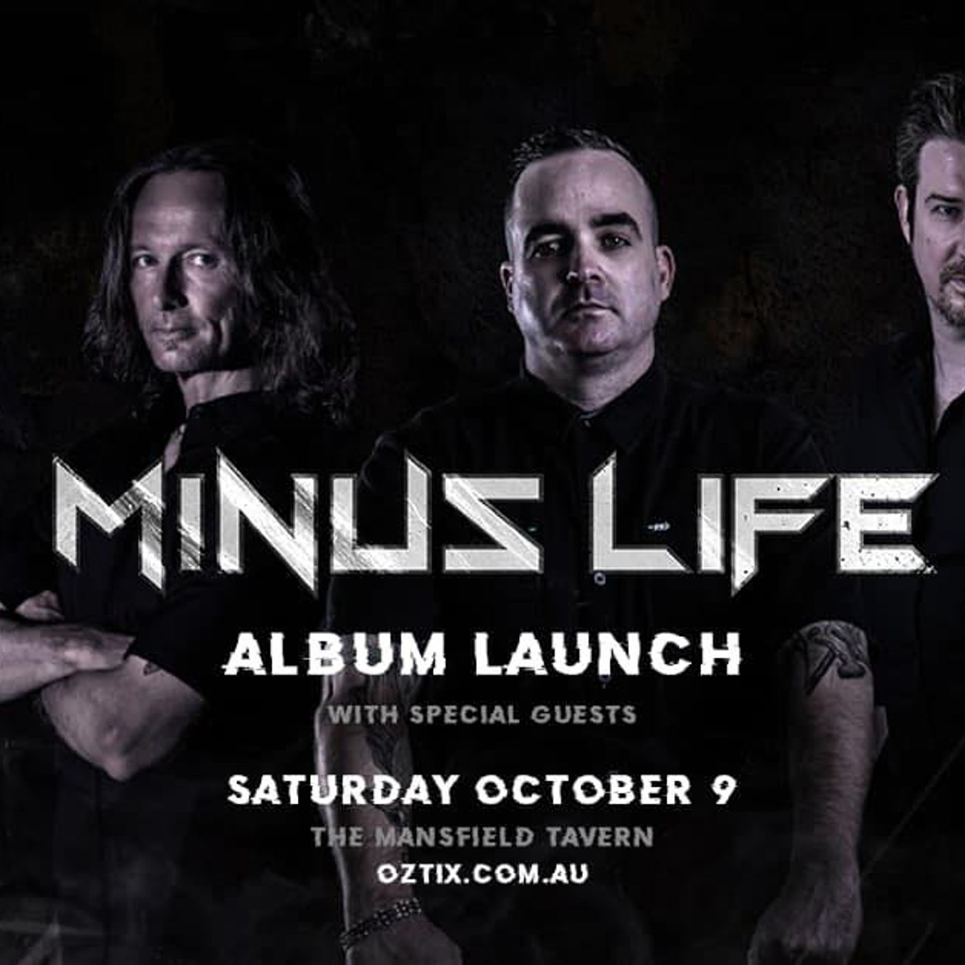 MINUS LIFE Defy Reality With New Release