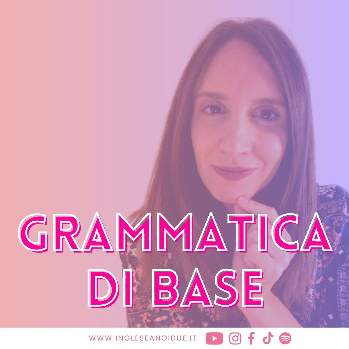 Corso BASE: Il corretto ORDINE delle parole nelle frasi inglesi