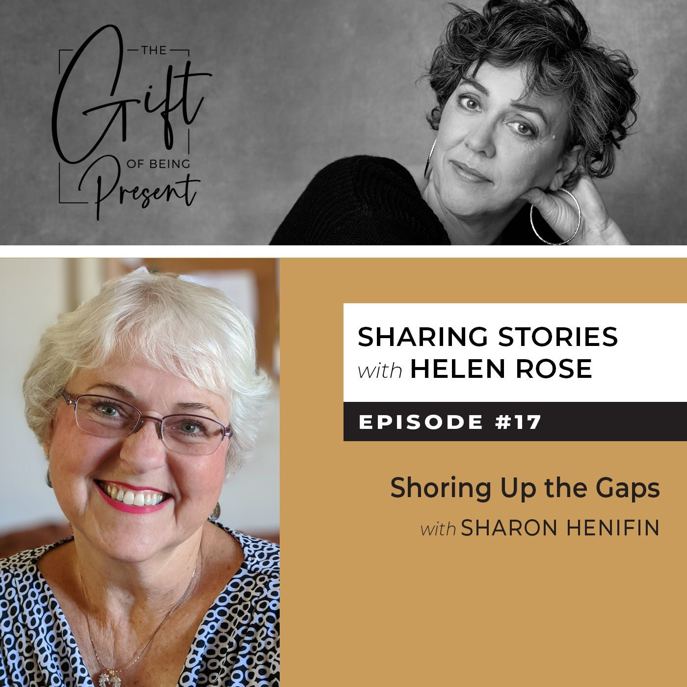 Shoring Up the Gaps with Sharon Henifin