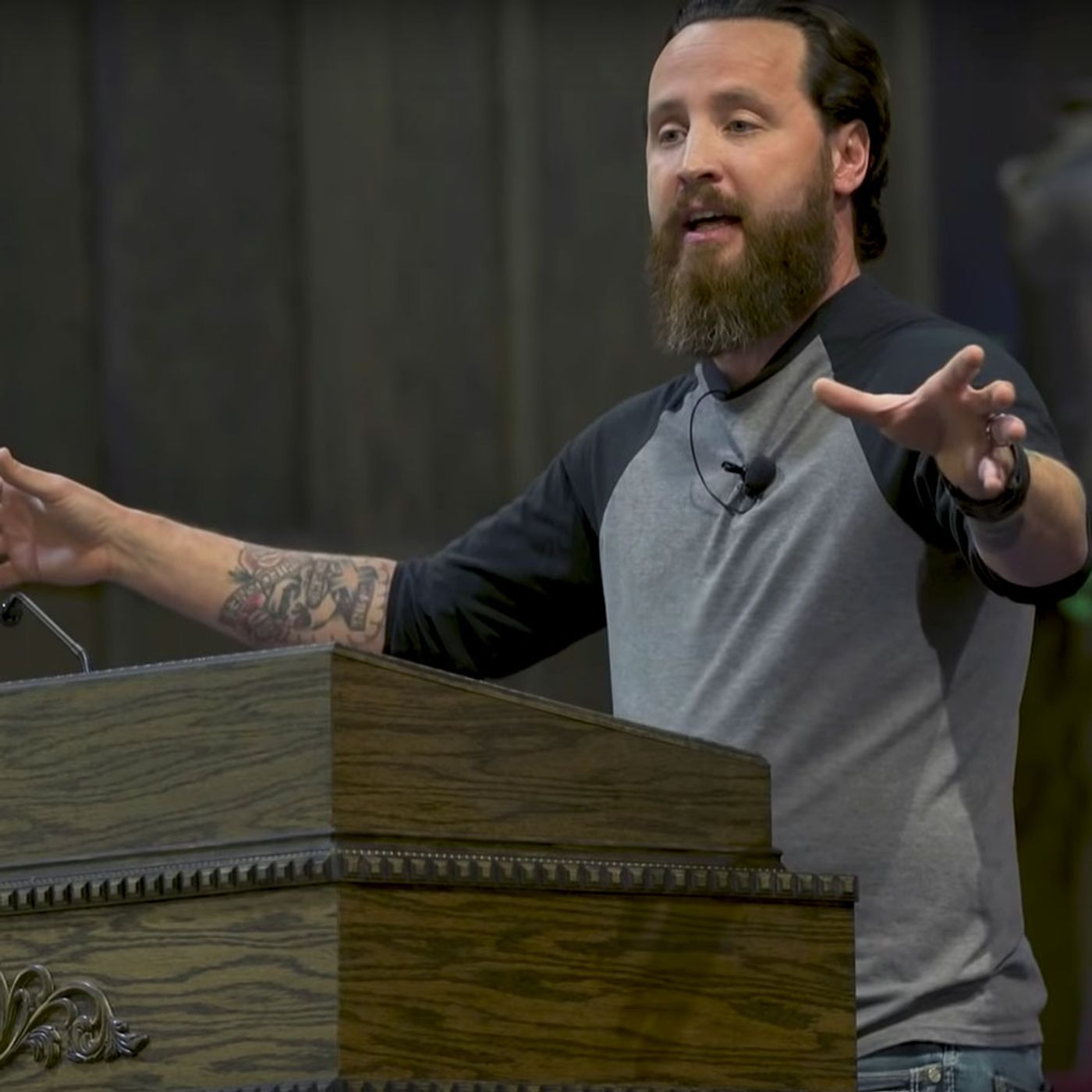 Jeff Durbin and Vulgarity in the Pulpit