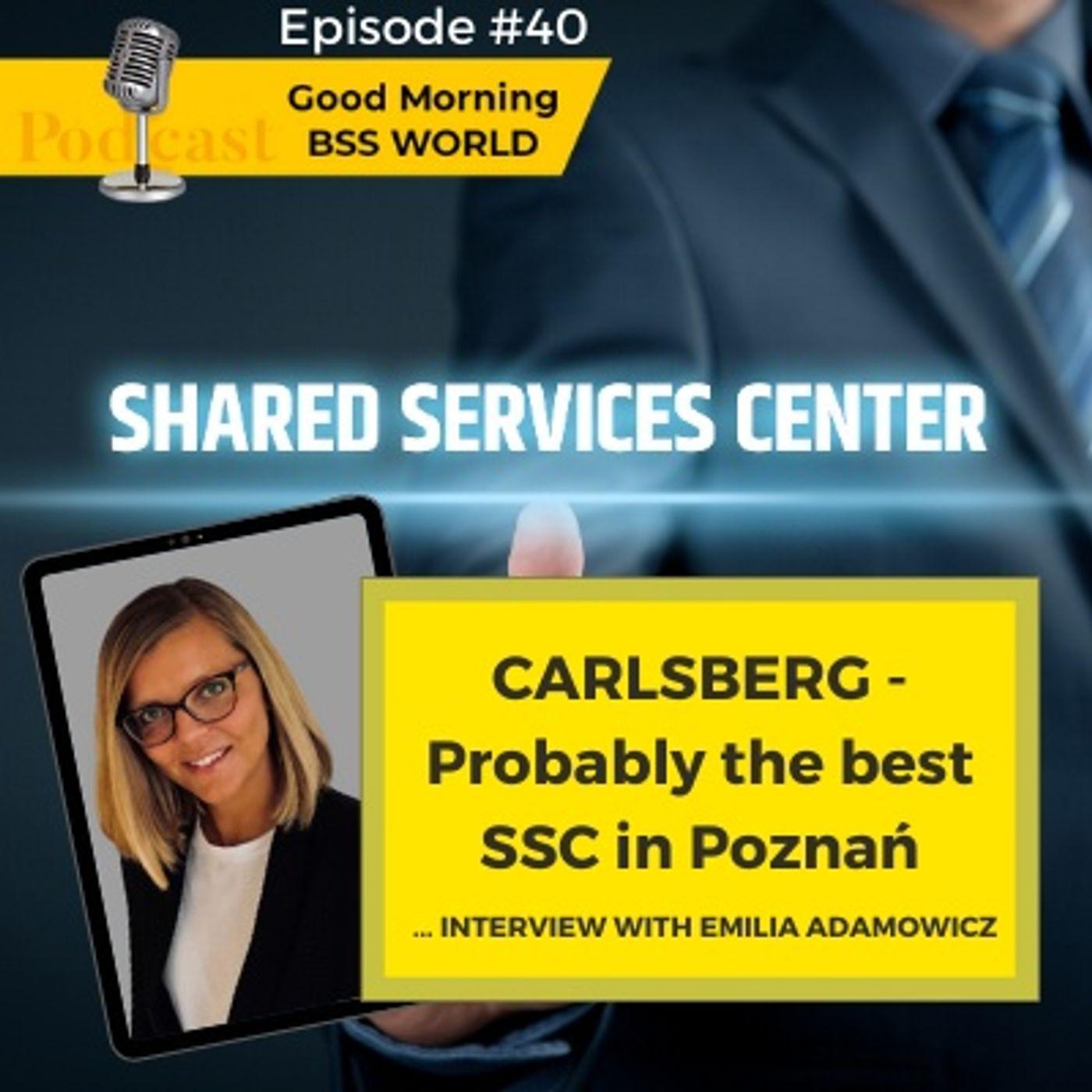 #40 Carlsberg – probably the best SSC in Poznań – interview with Emilia Adamowicz