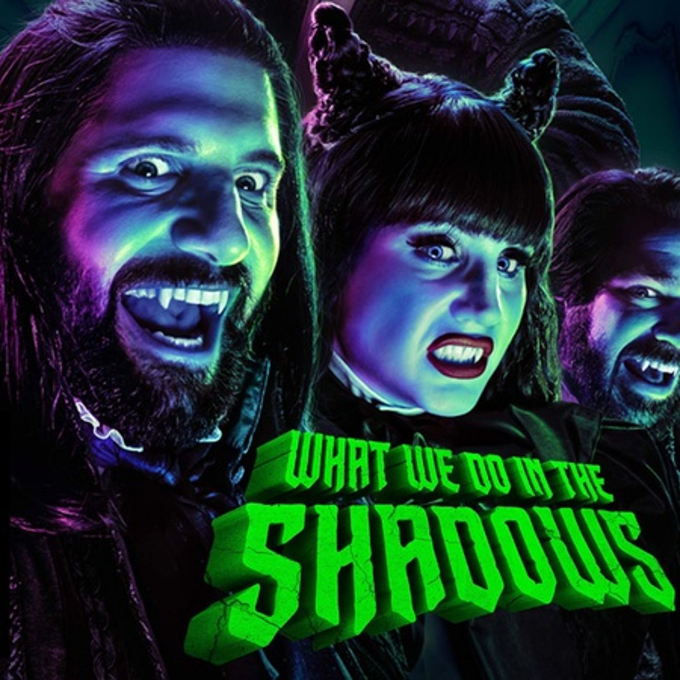 What We Do In The Shadows, S01E05- Animal Control