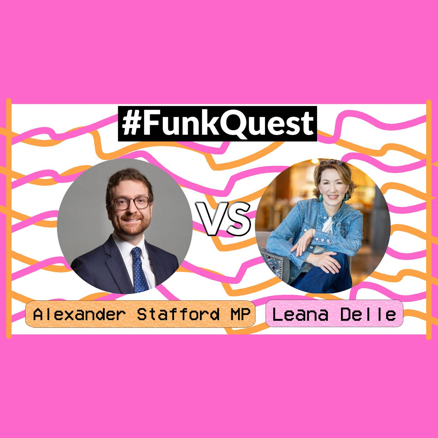 Funkquest - Challenge Match - Alexander Stafford MP  v Leana Delle