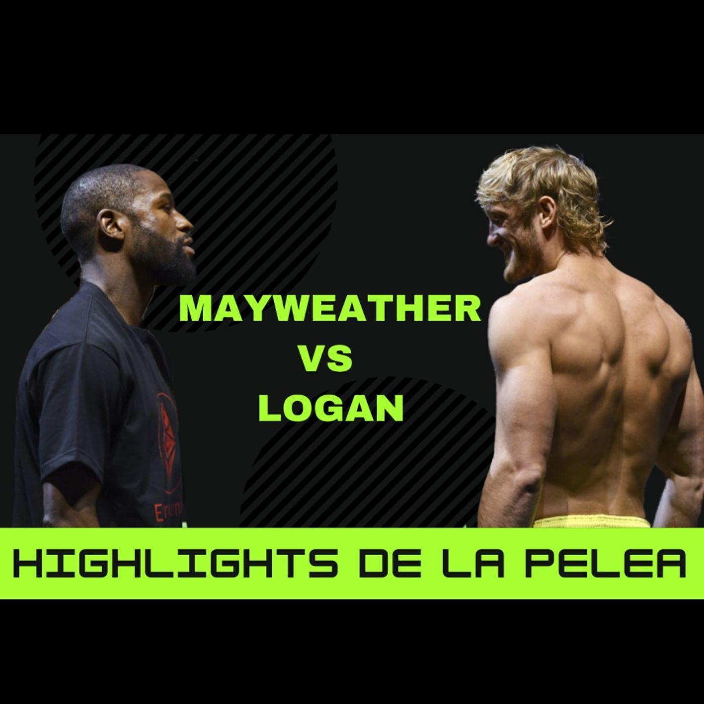 31. HIGHLIGHTS MAYWEATHER VS LOGAN   Dominguito Alegre
