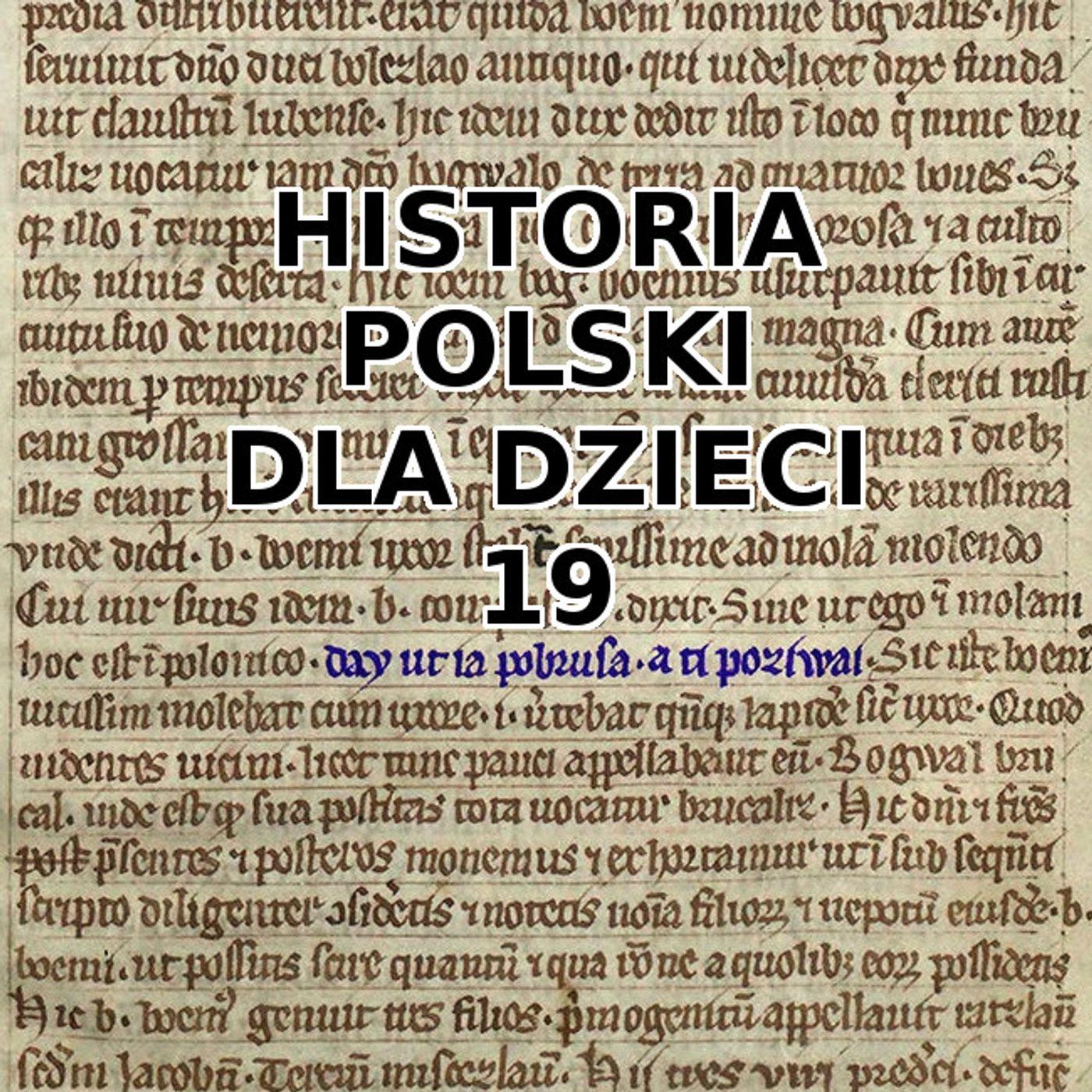 19 - Język staropolski