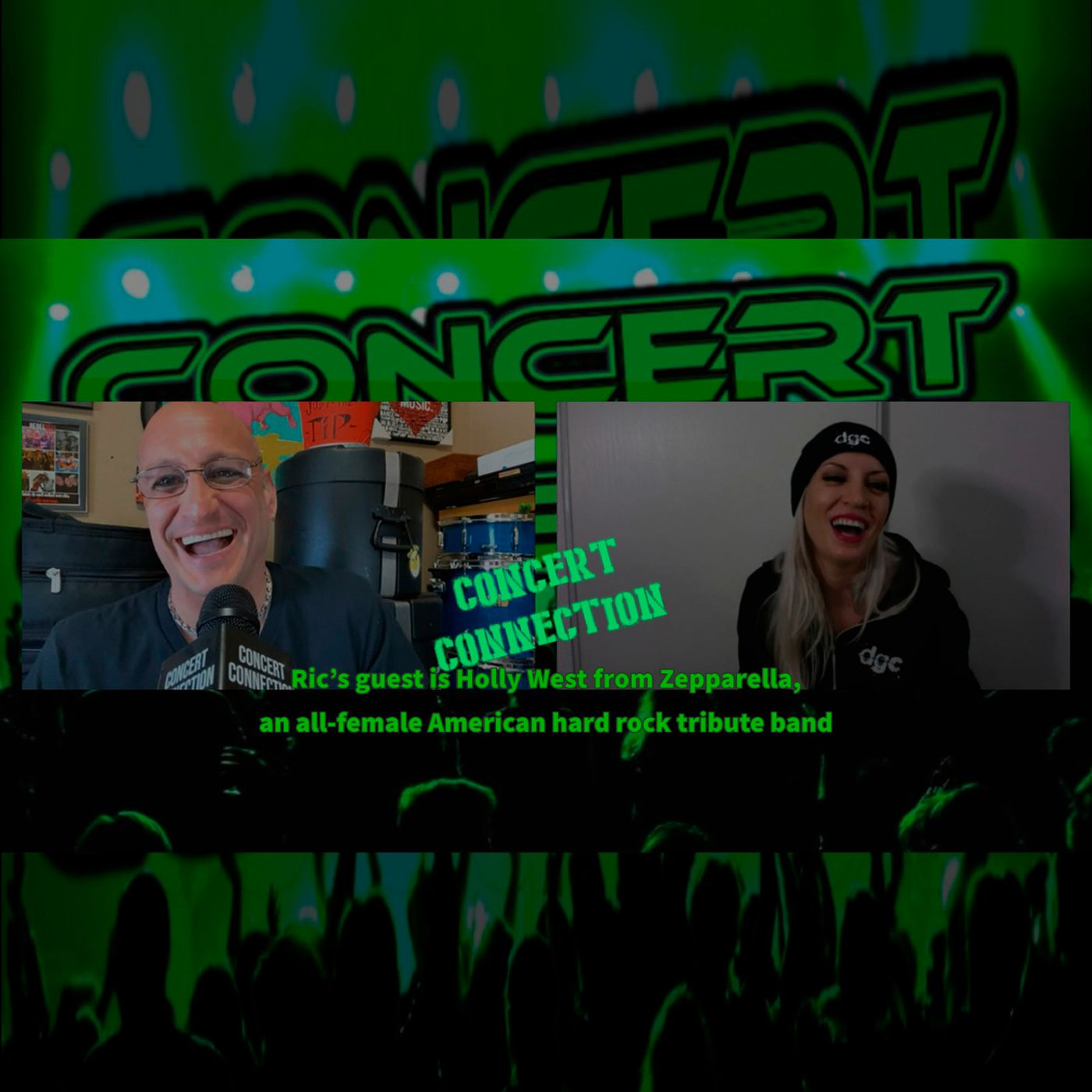 TCC Feb 17 2021 Ric's guest is Holly West from Zepparella