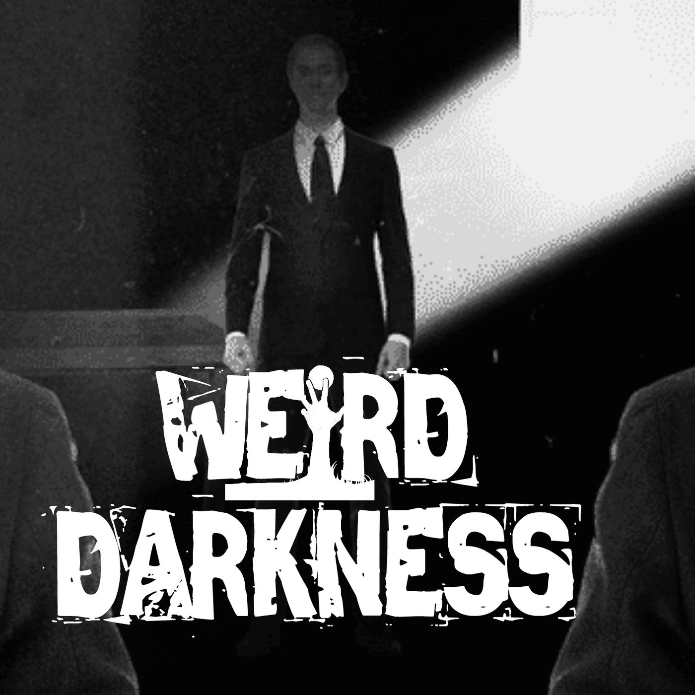 """""""ALBERT BENDER AND THE MEN IN BLACK"""" and 9 More Terrifying True Paranormal Stories! #WeirdDarkness"""