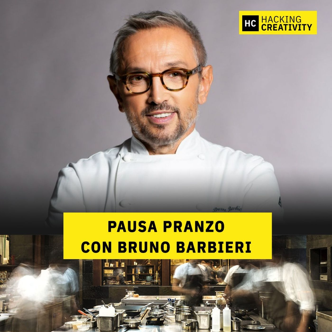 74 - Pausa pranzo con Bruno Barbieri