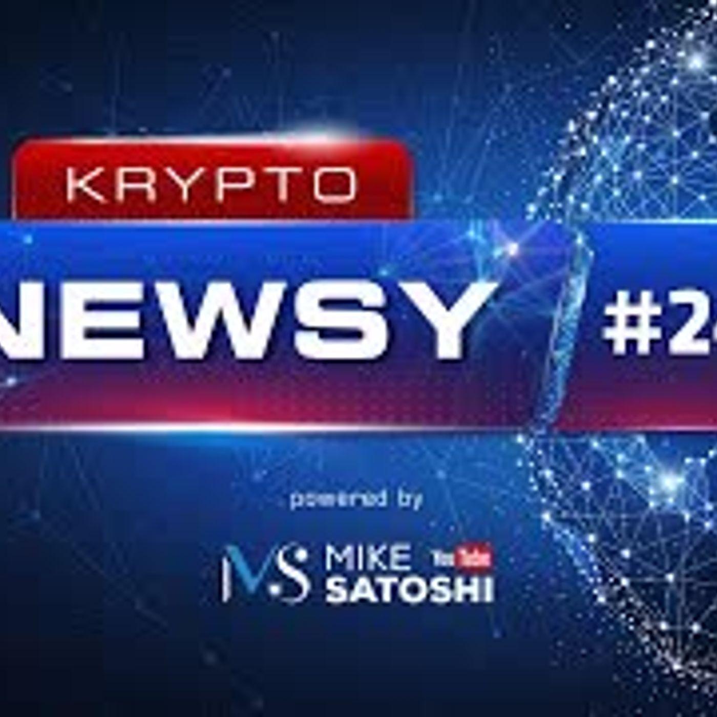 Krypto Newsy #246   14.11.2020   Analityk zwariował: korekta BTC do $3k, Bitcoin vs waluty fiat, Prywatność powinna być w sercu CBDC