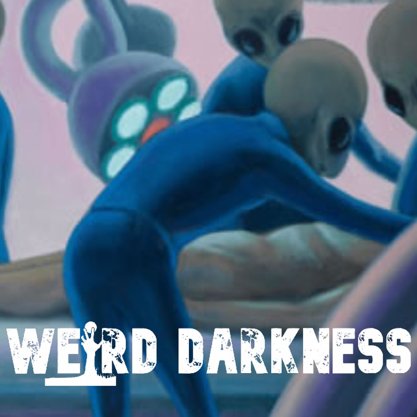 """""""THE ALLAGASH ALIEN ABDUCTION"""" and More True Paranormal and True Crime Stories! #WeirdDarkness"""