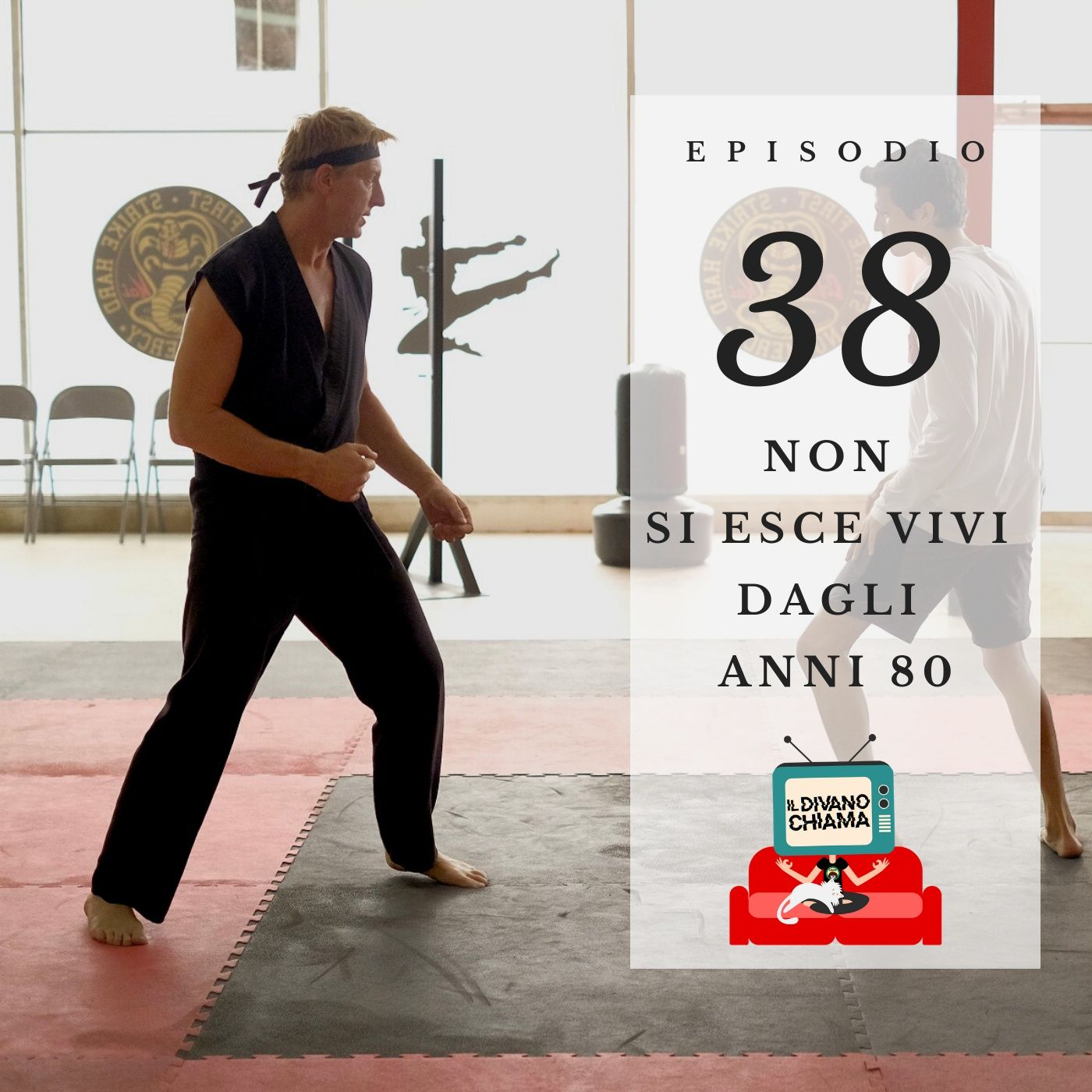 Puntata 38 - Non si esce vivi dagli anni 80