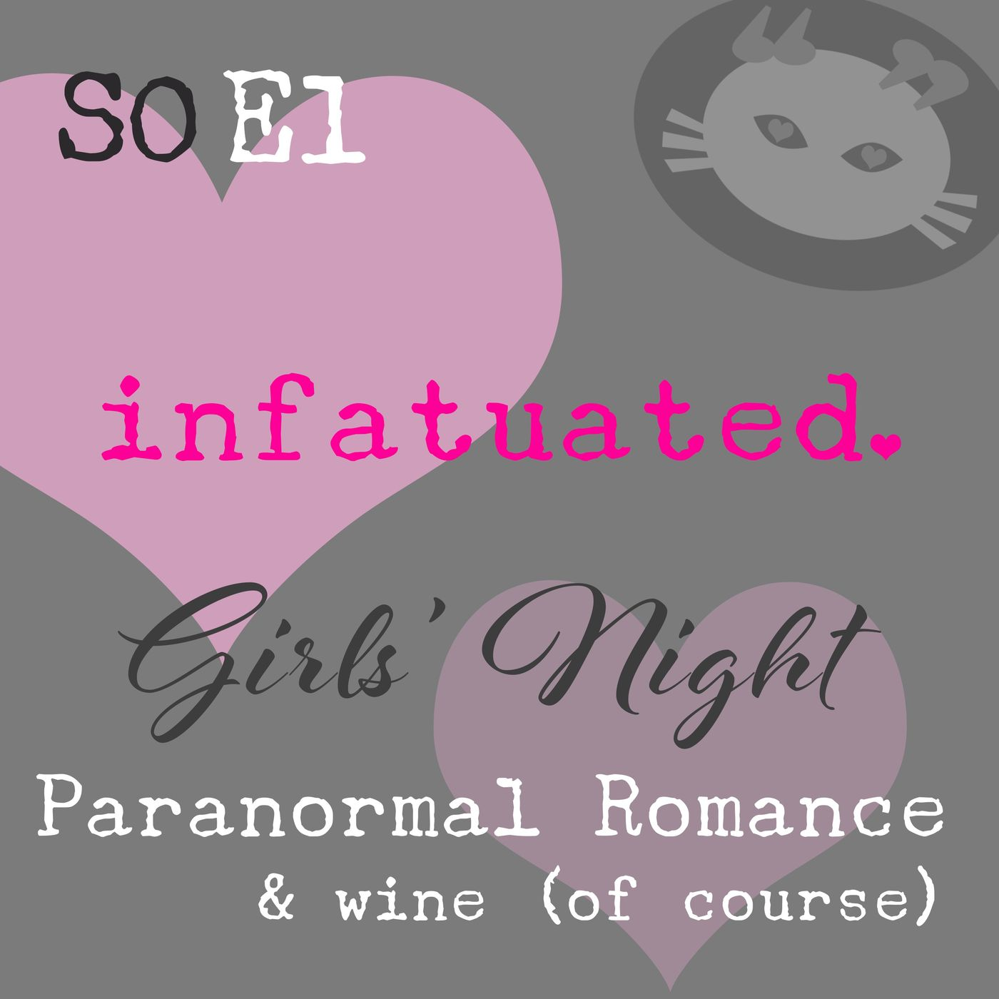 S0E1: Paranormal Romance Girls' Night In, an intimate chat with GraveTells Romance & friends