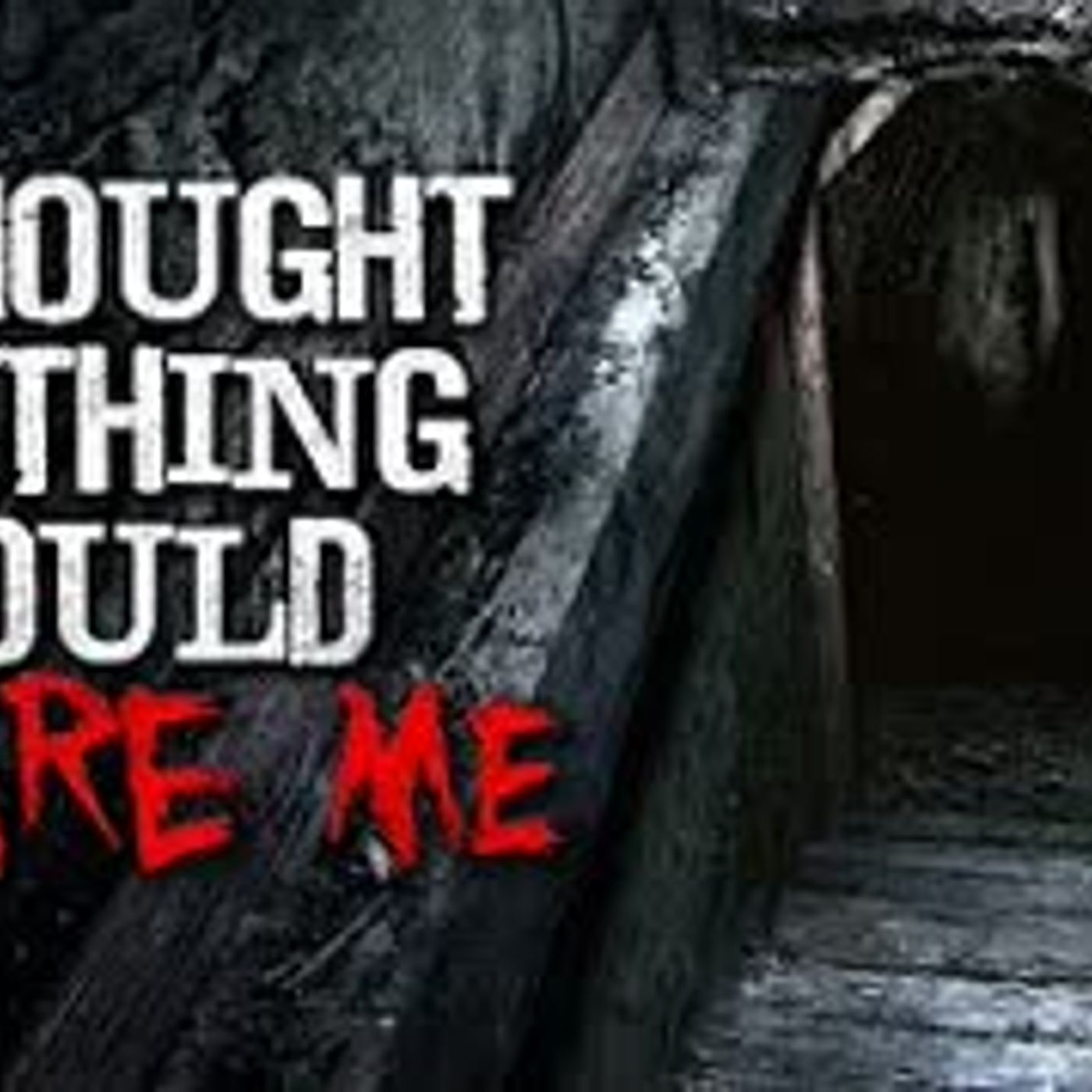 """I thought nothing could scare me..."" Creepypasta"