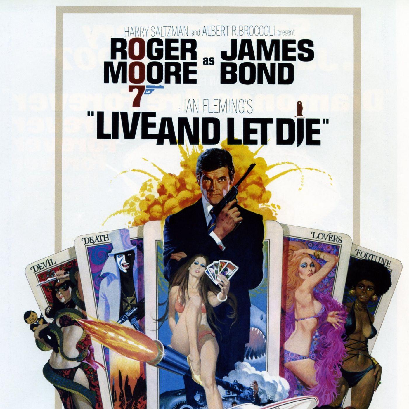 SAGA JAMES BOND | CRITIQUE DU FILM LIVE AND LET DIE / Vivre et Laisse Mourir | CinéMaRadio
