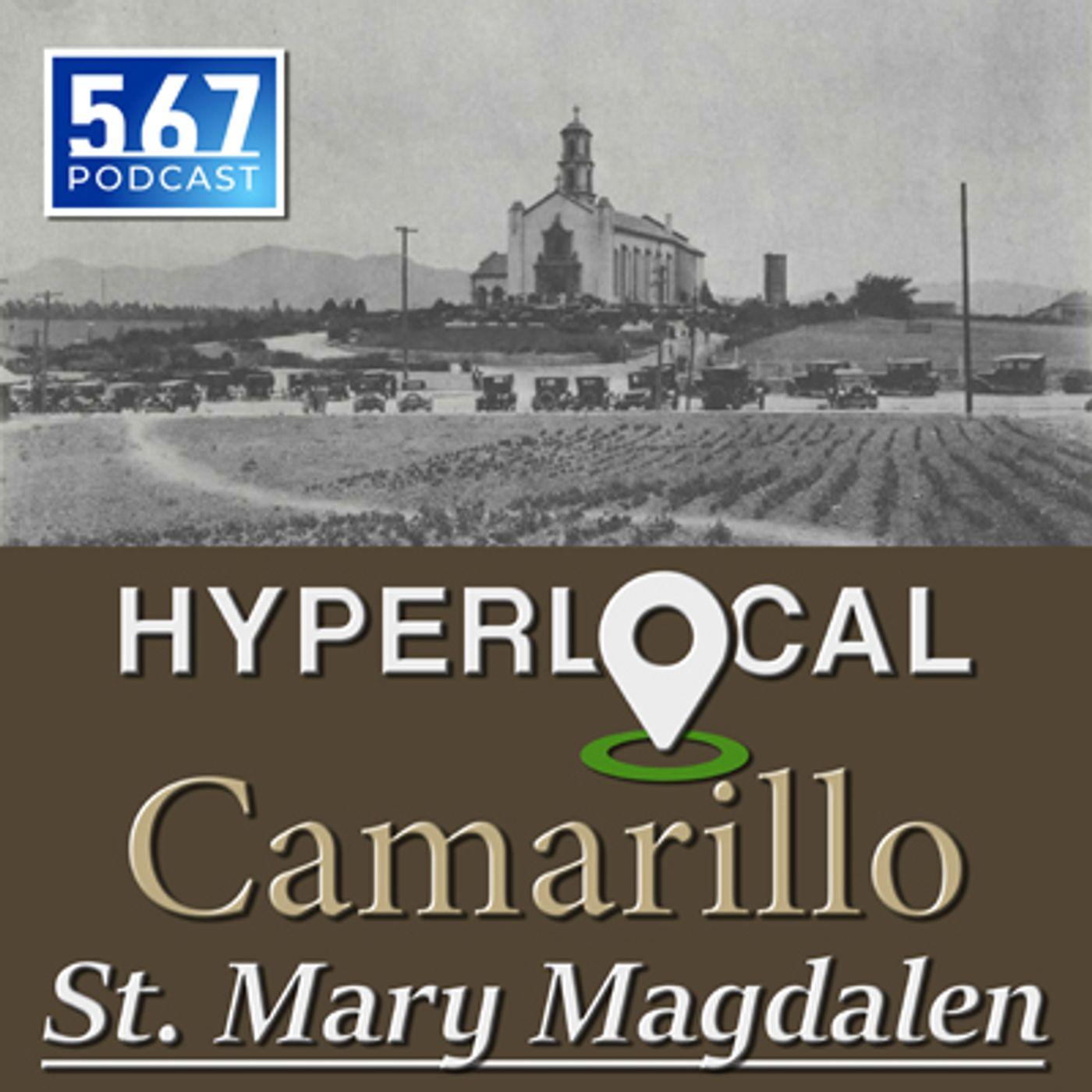 Saint Mary Magdalen Chapel: Juan Camarillo's Legacy
