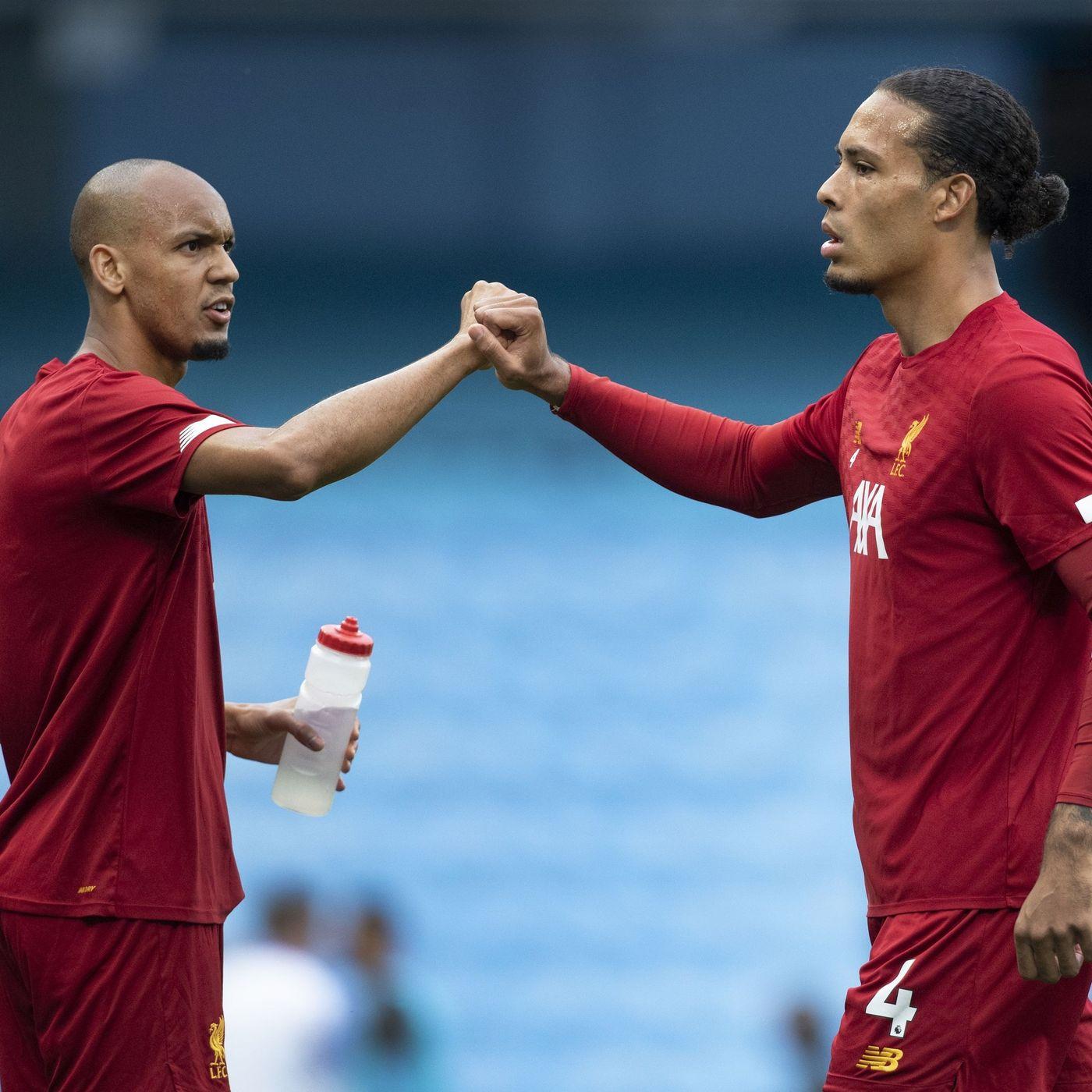 Analysing Anfield: How to replace Virgil van Dijk, Liverpool's 'ultimate safety net'   Fabinho, Matip, Upamecano