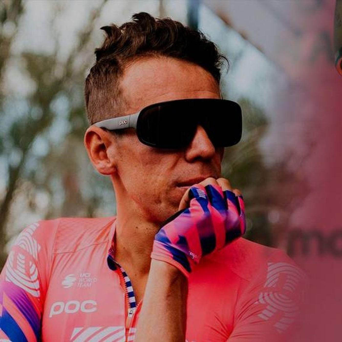 """""""Egan Bernal es mi favorito en el Giro de Italia"""": Rigoberto Urán"""