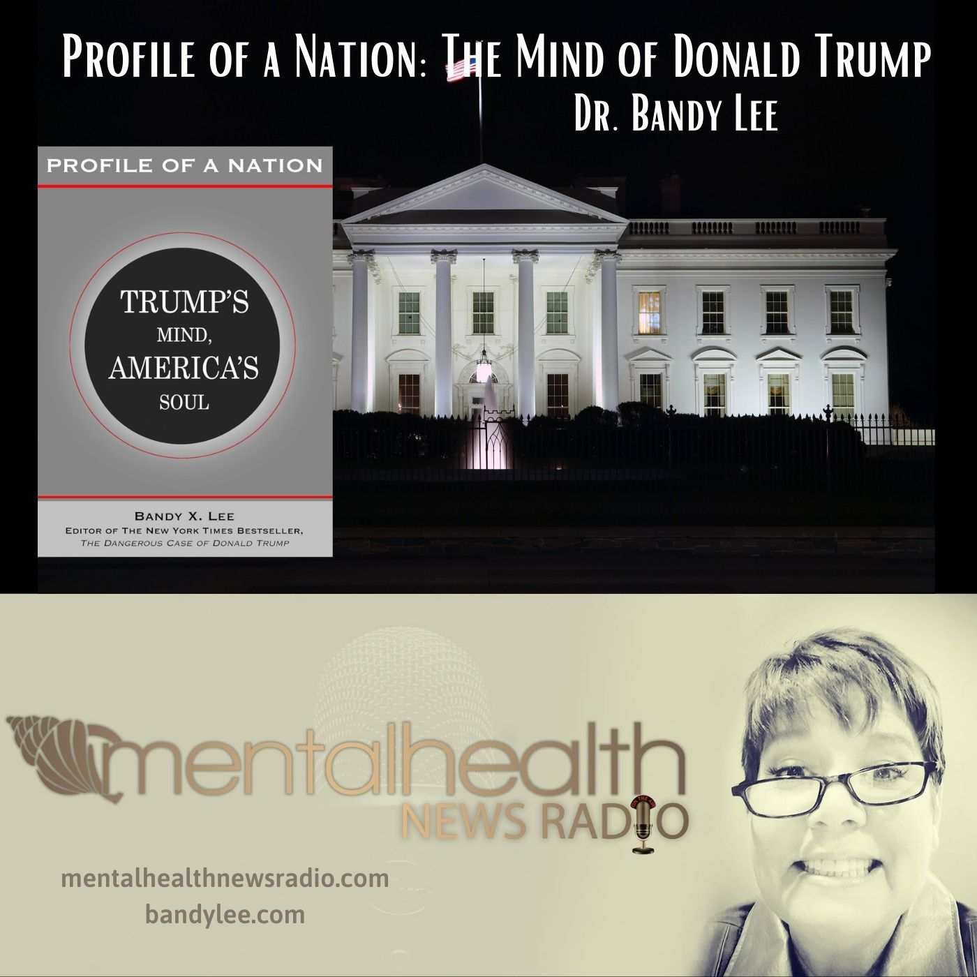 Mental Health News Radio - Profile of a Nation: The Mind of Donald Trump
