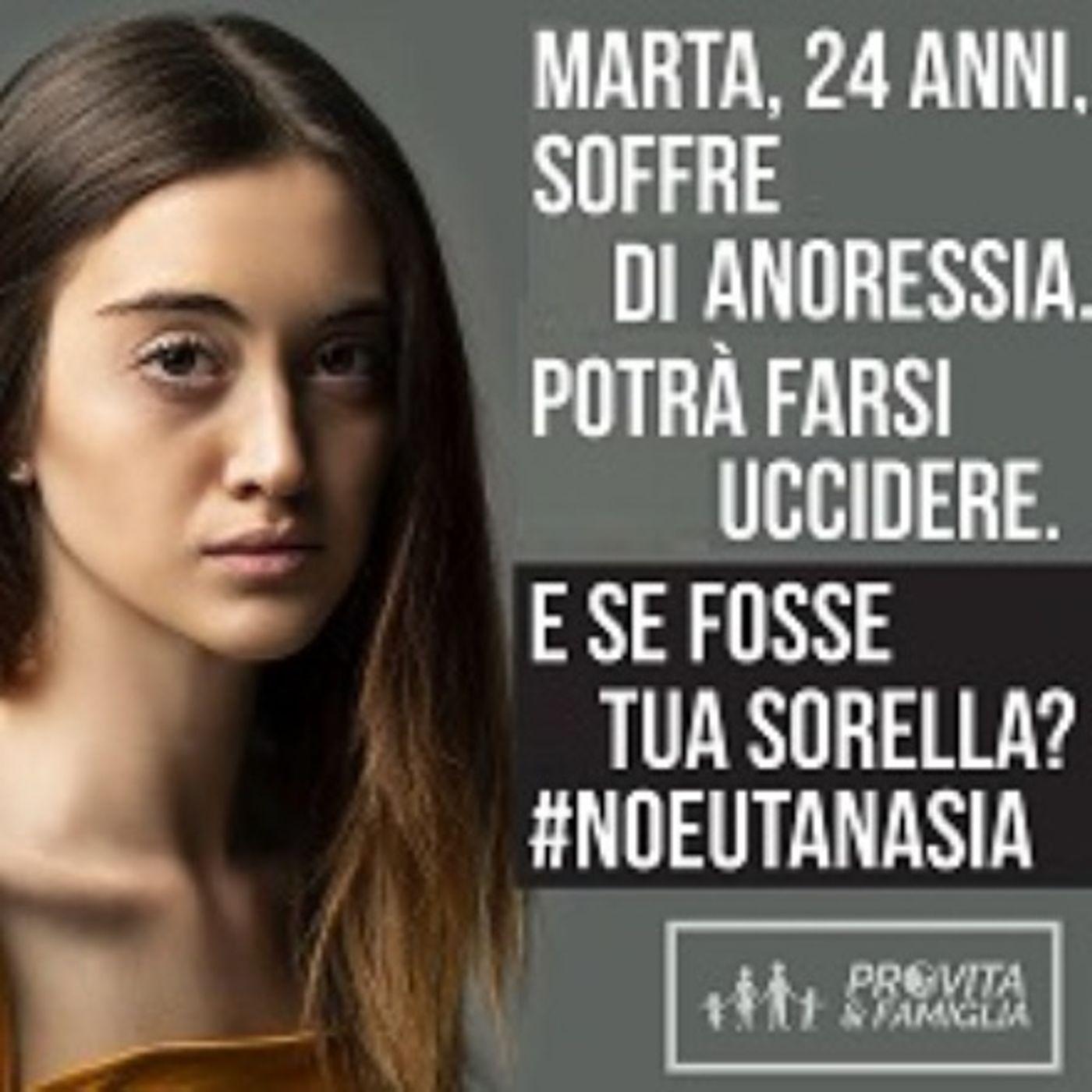 Ragazza sana chiede a 23 anni l'eutanasia
