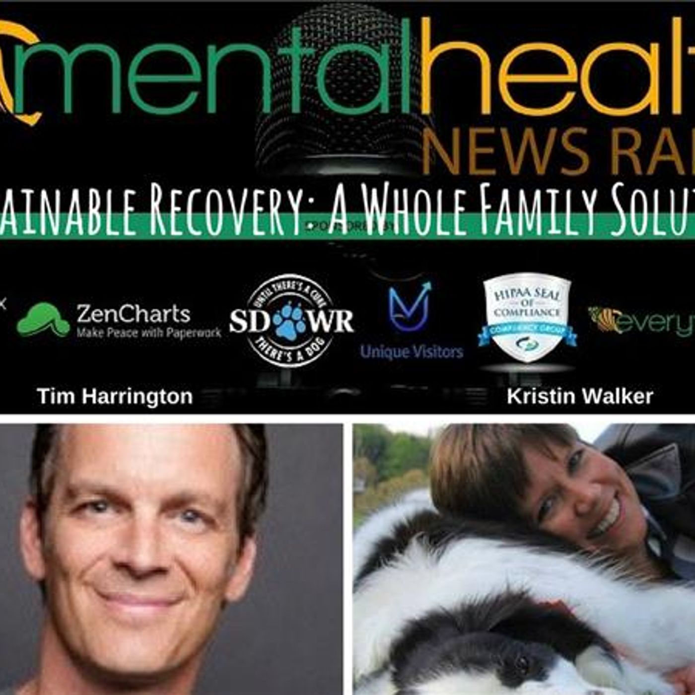 Mental Health News Radio - Sustainable Recovery: A Whole Family Solution with Tim Harrington