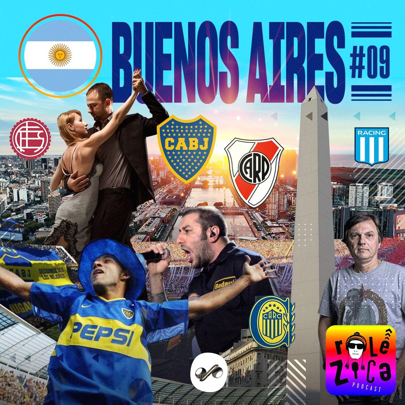 Buenos Aires: jogos históricos na capital mais hardcore do futebol